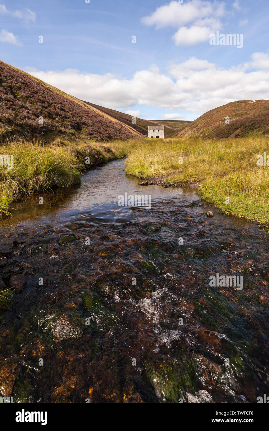 Well of Lecht in Aberdeenshire. - Stock Image