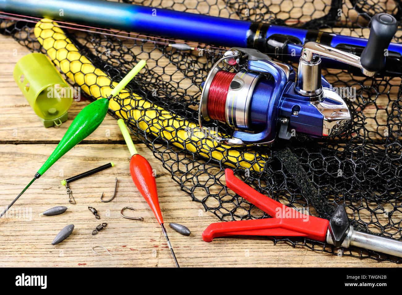 Fishing Tackle Fishing Rod Floats Fishing Rod Holder Hooks And