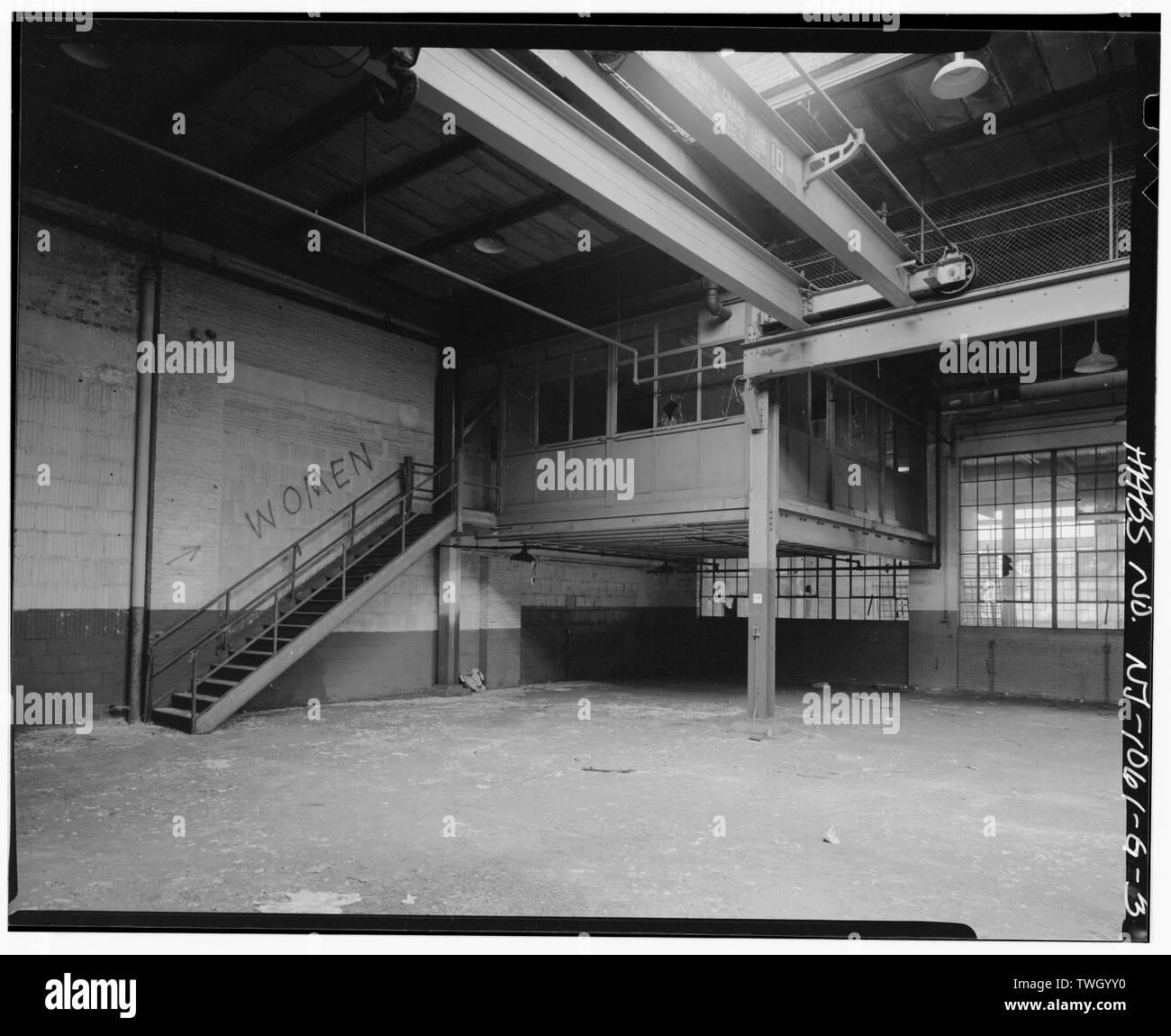 - Raritan Arsenal, Machine Shop S-3, 2890 Woodbridge Avenue, Bonhamtown, Middlesex County, NJ Stock Photo