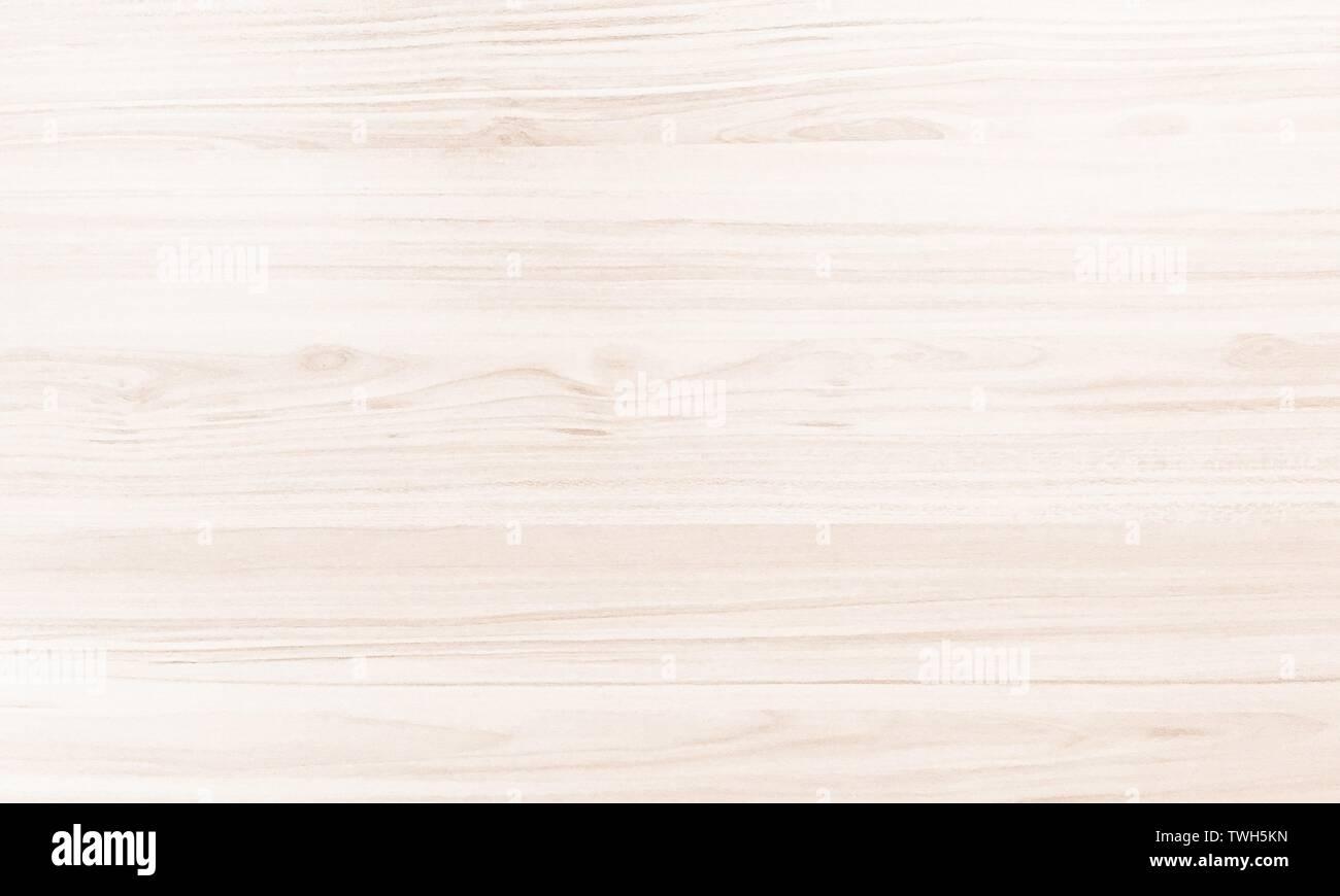 wood washed background, white texture - Stock Image