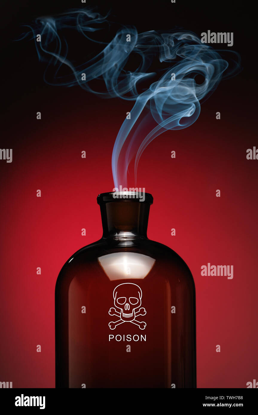 9c445836b722 Poison Bottle Label Stock Photos & Poison Bottle Label Stock Images ...