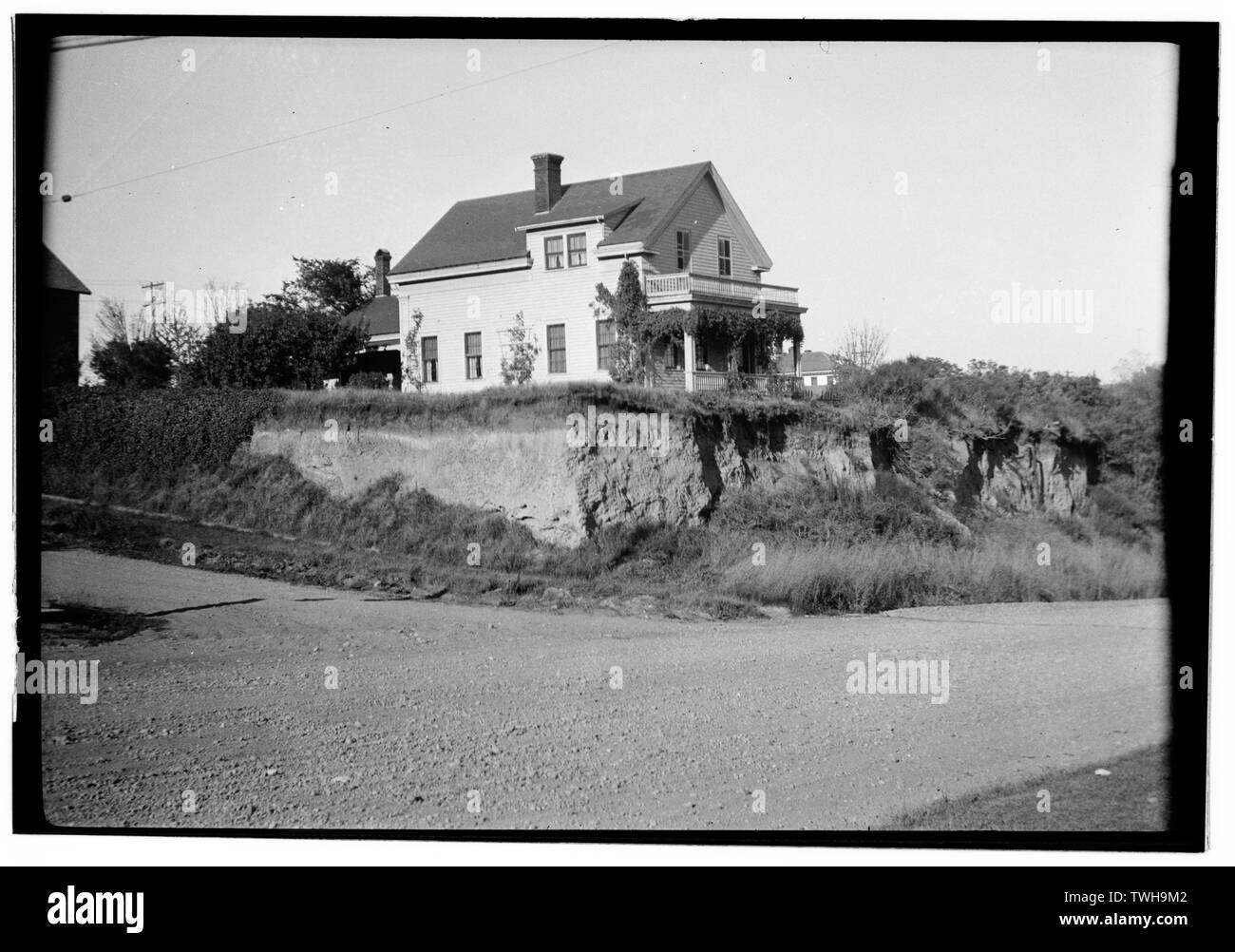 - Rothschild House, Jefferson and Taylor Streets, Port Townsend, Jefferson County, WA - Stock Image