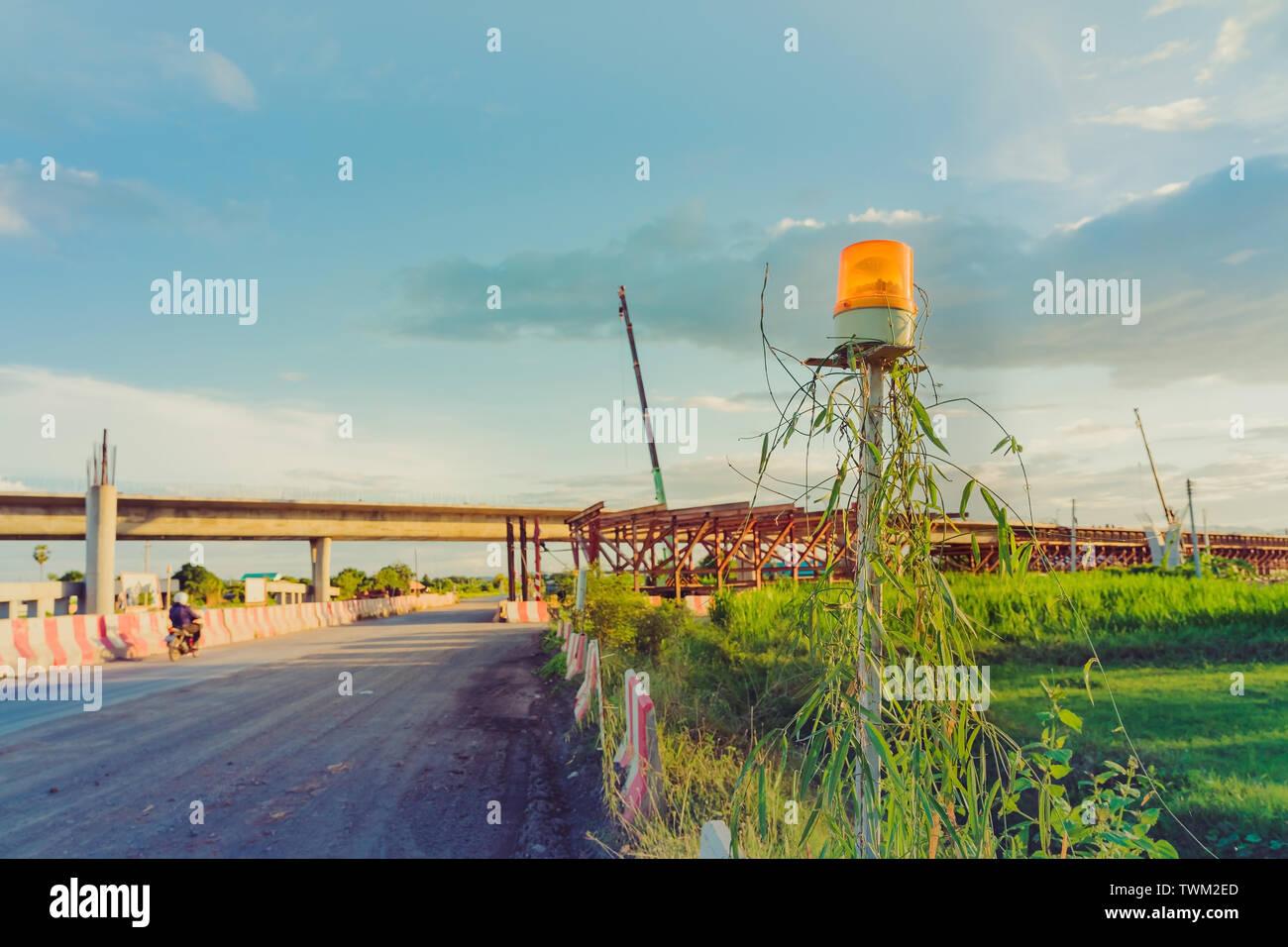 Signal Crane Car Stock Photos & Signal Crane Car Stock Images - Alamy