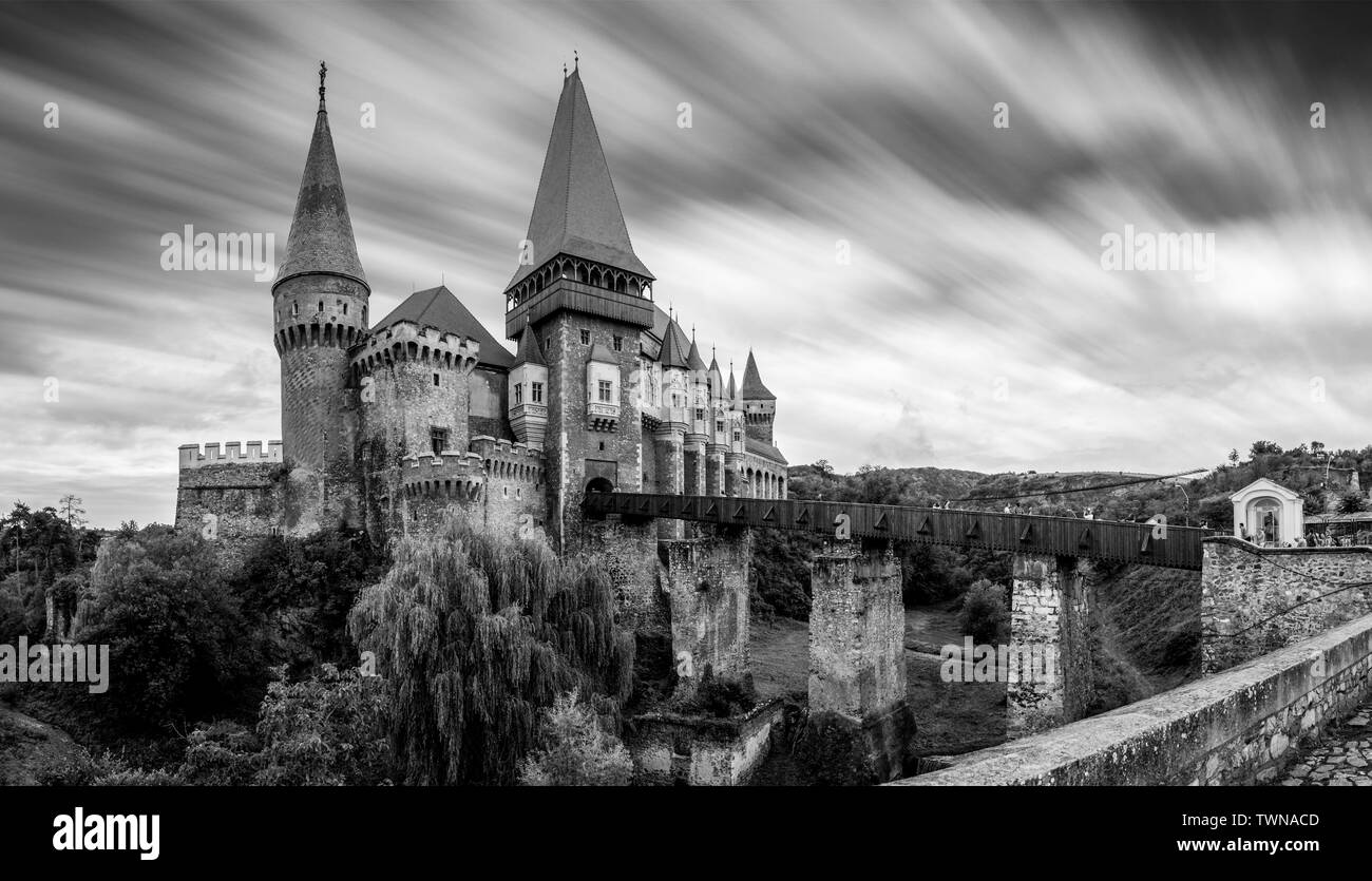 The same castle, the same moment, another hue. I played a bit with the editing of this image and I managed to change only the color, turning it into a Stock Photo