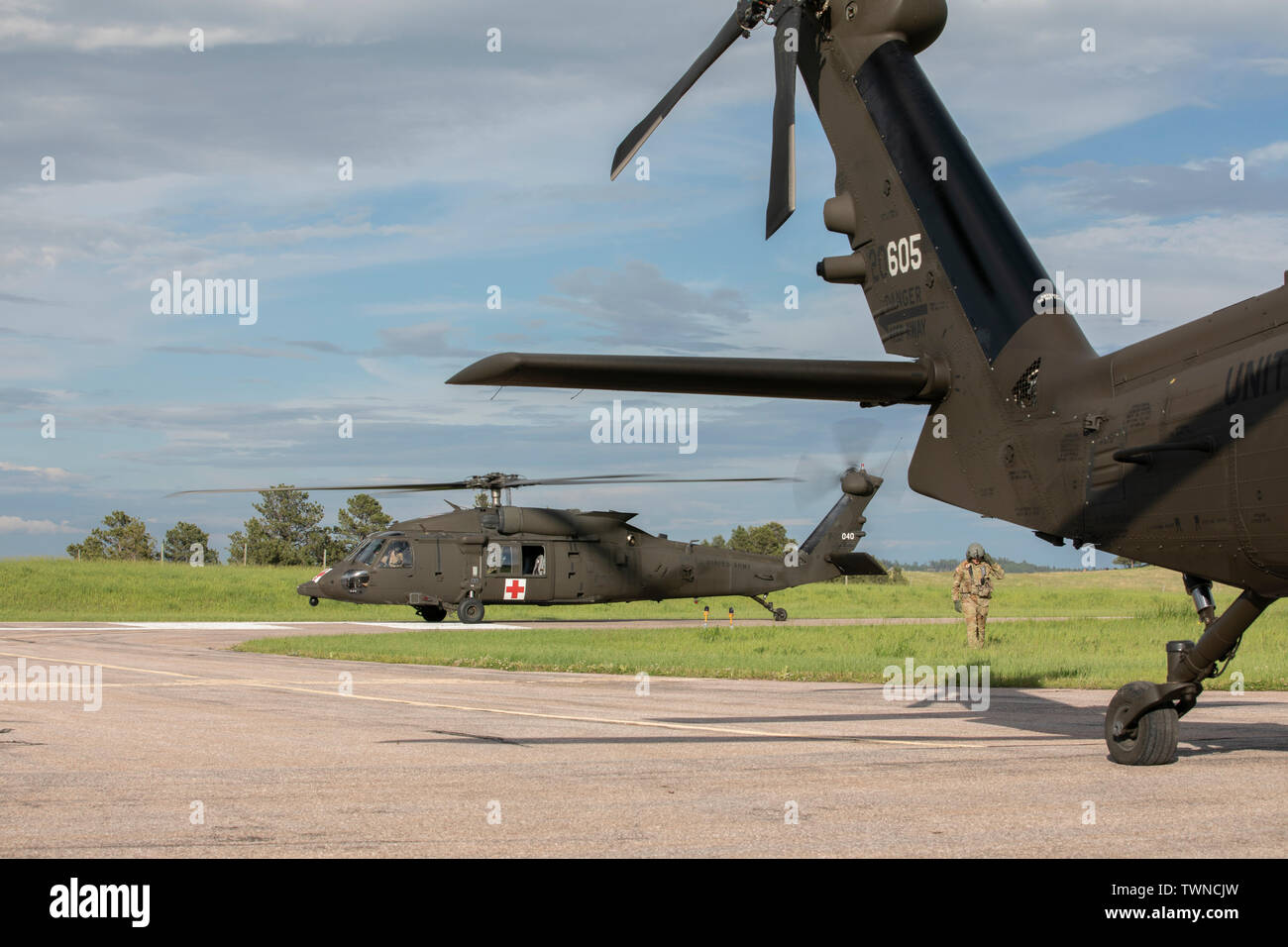 U S  Army Soldiers, Company C, 1st Battalion, 189th Aviation