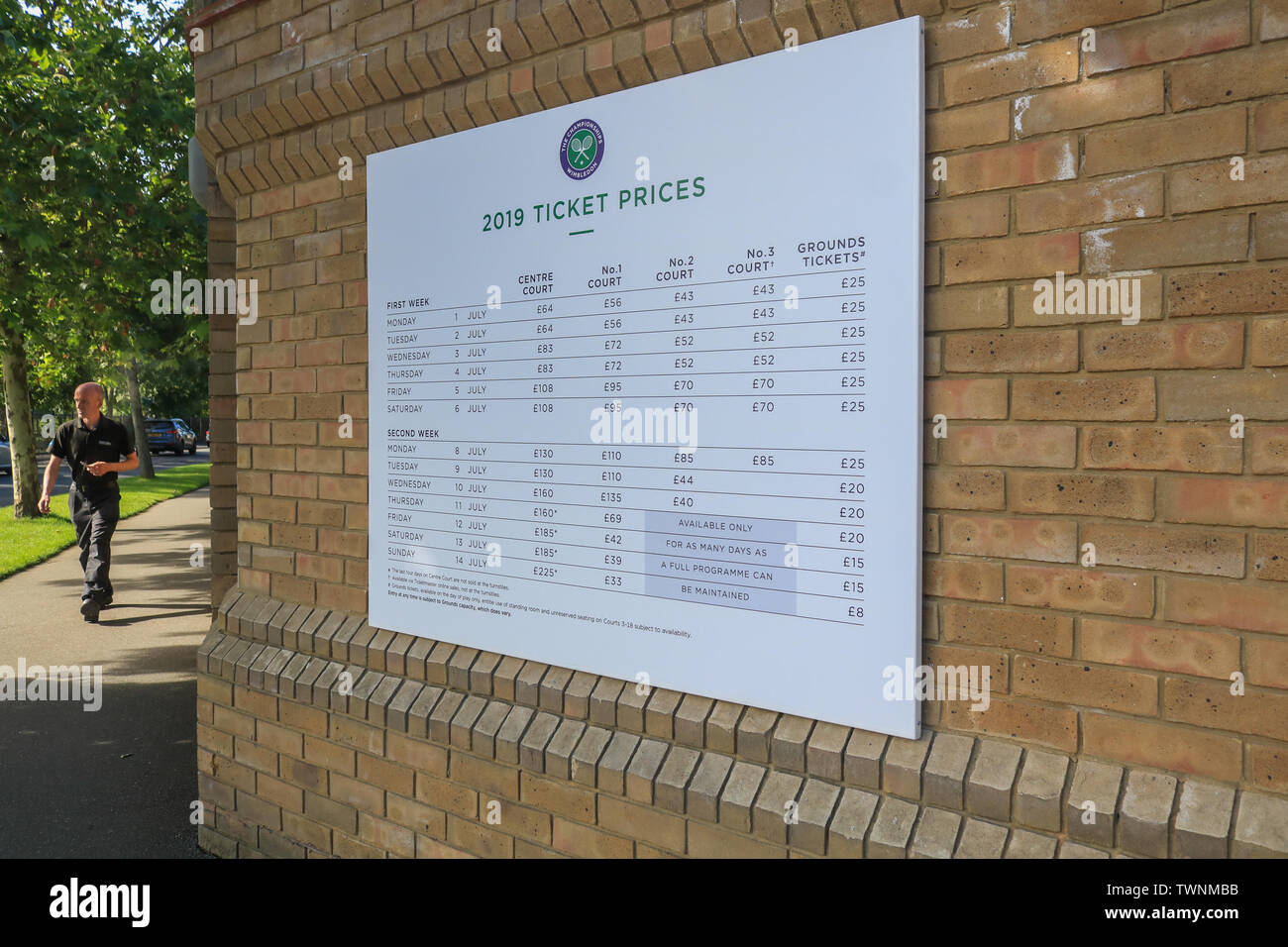 Wimbledon 2019 tickets: When do they go on sale, where to get them ...