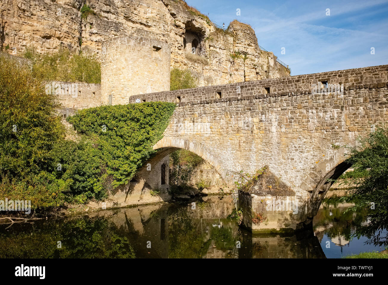 Bock Casemates Stock Photos & Bock Casemates Stock Images