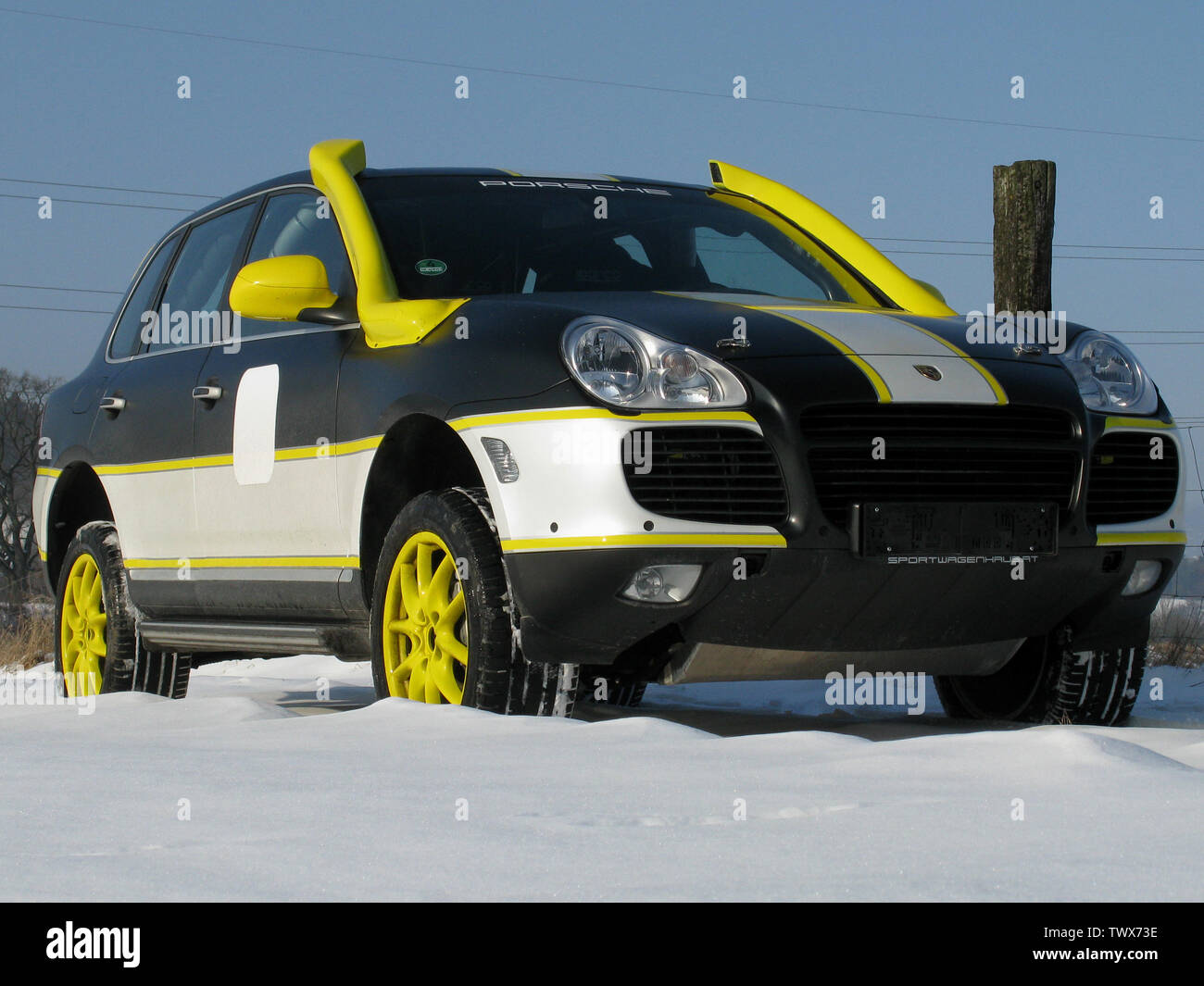 Cayenne S Stock Photos Cayenne S Stock Images Alamy