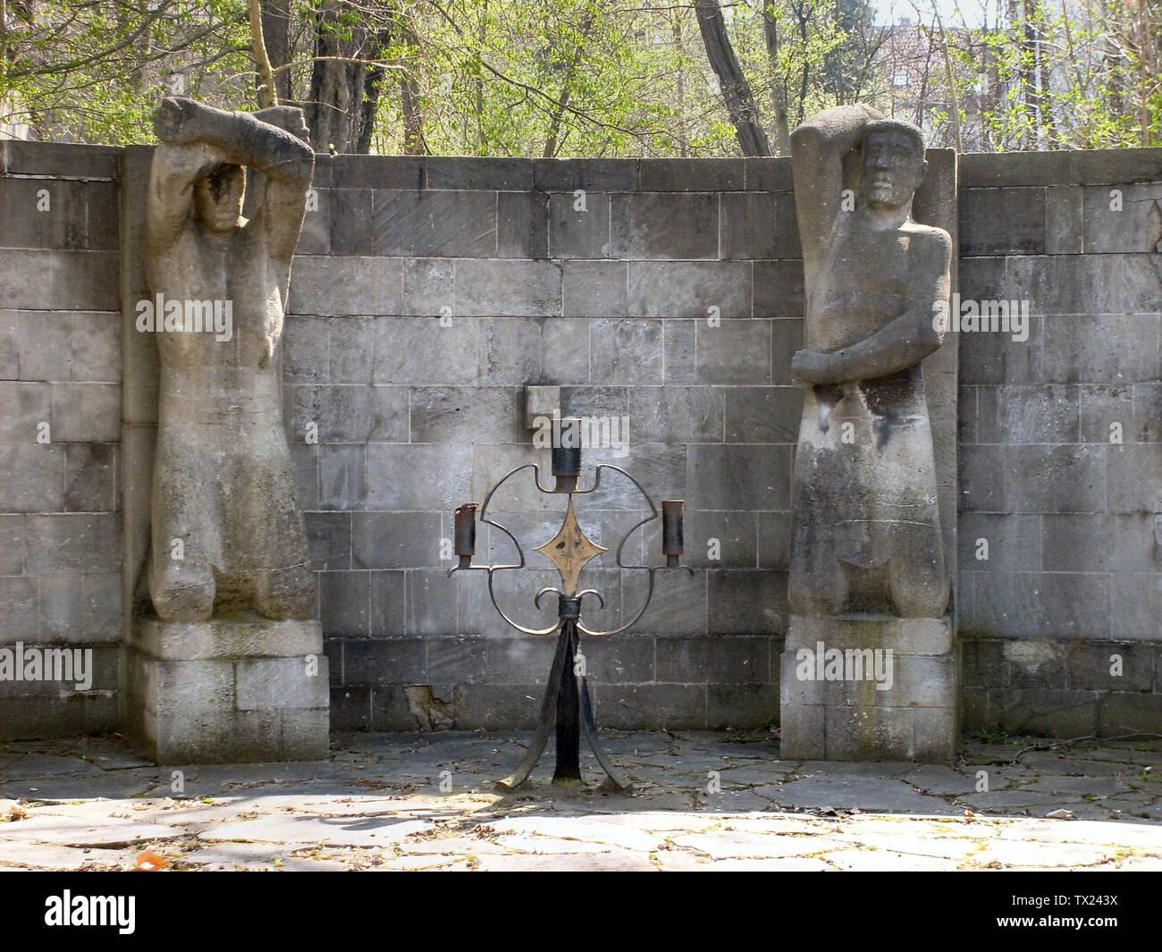 Denkmal für die Opfer des Faschismus; 10 April 2009; Own work (Original text:  selbst erstellt); Murray Bosinsky; Stock Photo