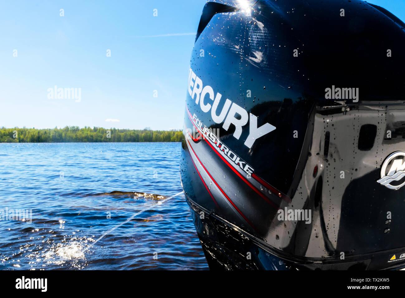 Mercury Engine Stock Photos & Mercury Engine Stock Images