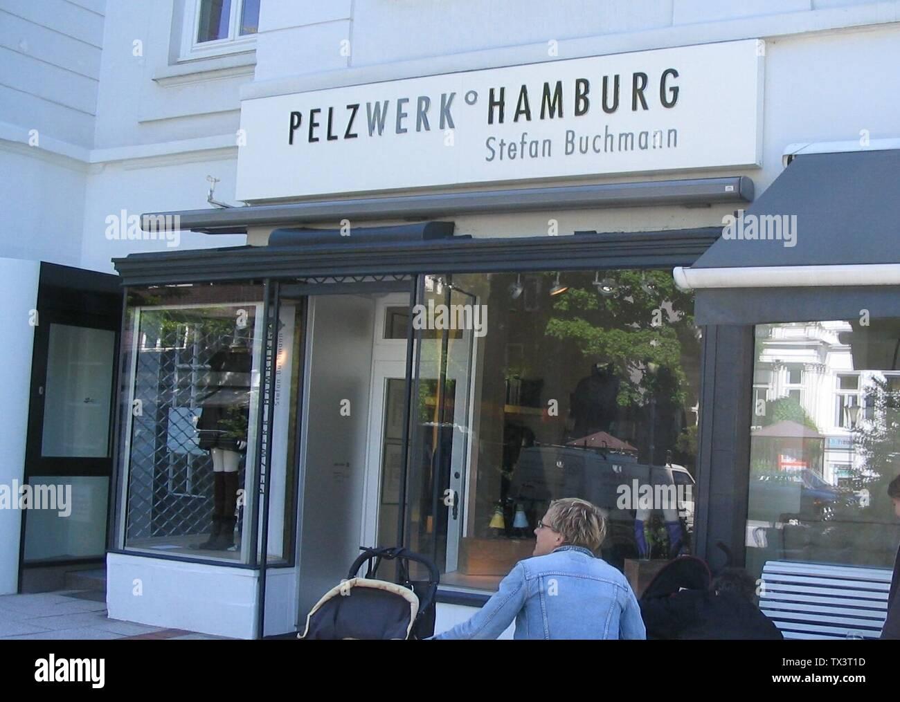 Pelzwerk°Hamburg Stefan Buchmann Deutsch: Kürschnermeister