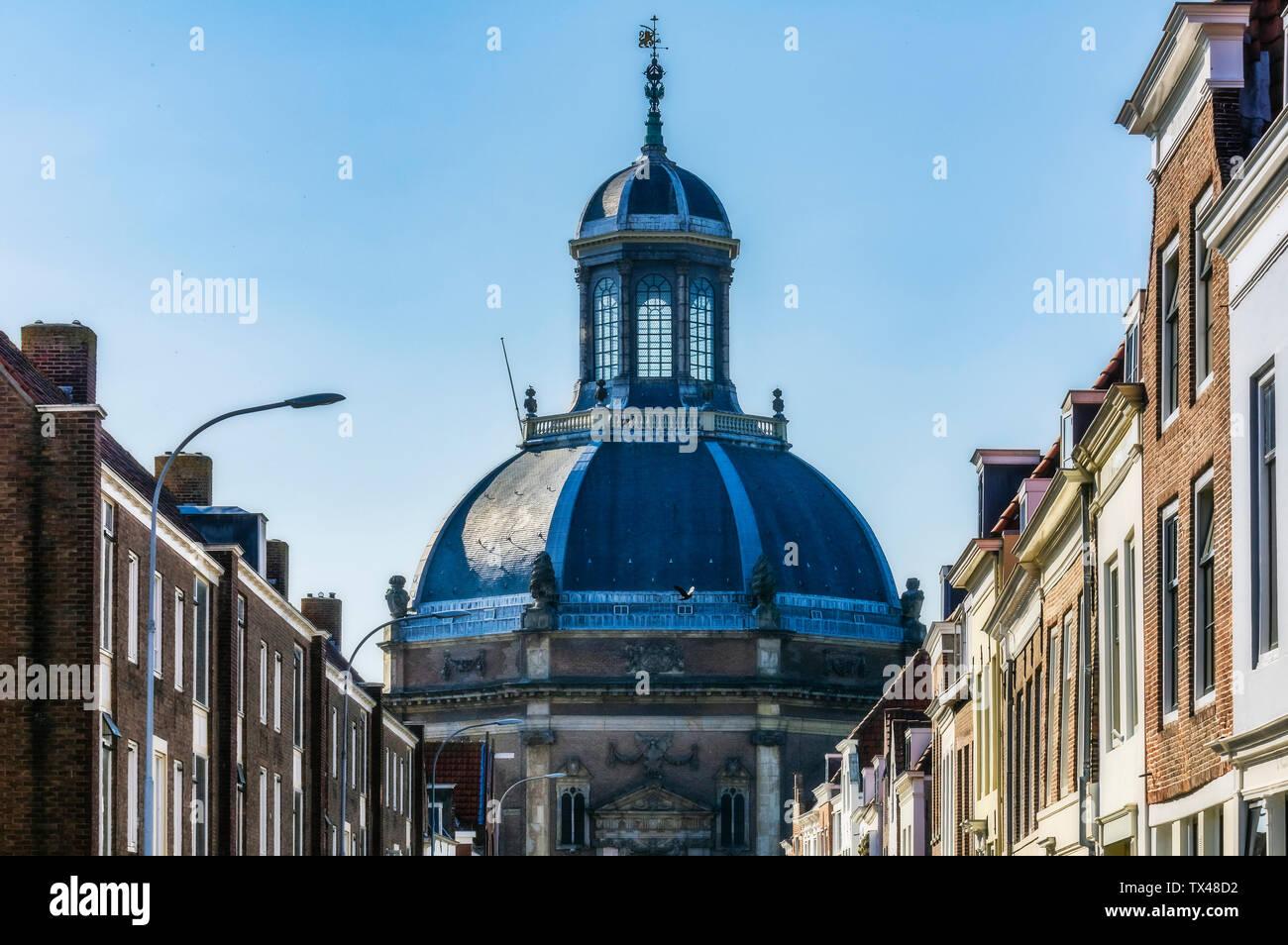 Zeeland, Middelburg, Oostkerk Stock Photo