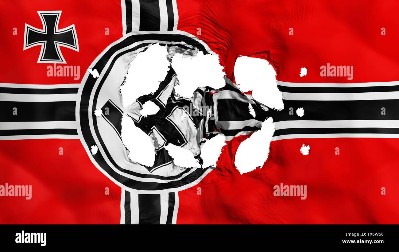 Red White Black Swastika Stock Photos & Red White Black Swastika