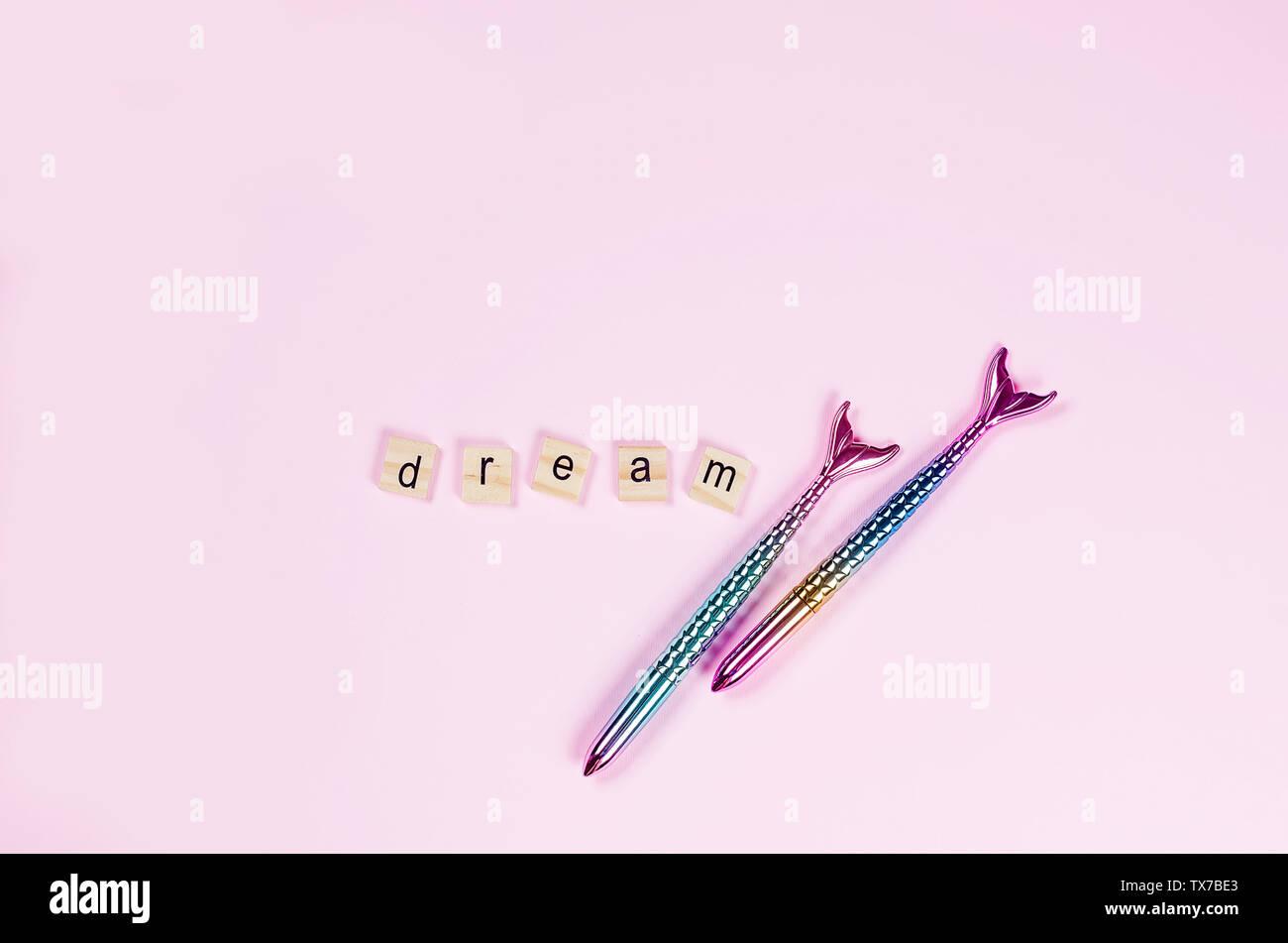 Dreaming Mermaid Stock Photos Dreaming Mermaid Stock Images Alamy