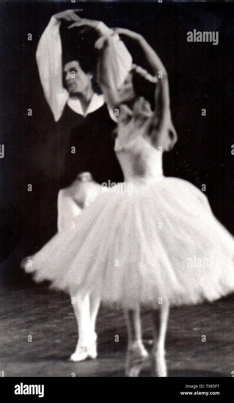 'Italiano: Les Sylphides; 1982; Archivio personale di Francesco Elio Bruno; Archivio personale di Francesco Elio Bruno; ' - Stock Image