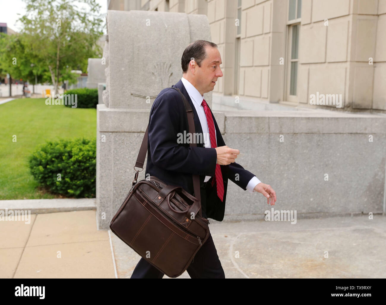 Peoria, USA  24th June, 2019  Assistant U S  Attorney Eugene Miller