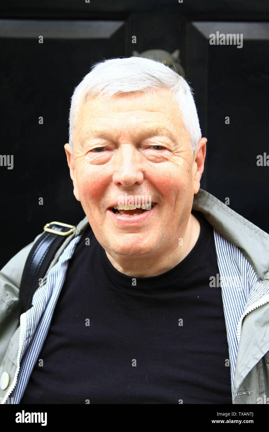 ALAN JOHNSON PICTURED IN THE CITY OF WESTMINSTER ON 24TH JUNE 2019. BRITISH POLITICIANS . UK POLITICS. LABOUR PARTY MPS. SERVED IN TONY BLAIR GOVERNMENT. GORDON BROWN GOVERNMENT.SHADOW CHANCELLOR OF THE EXCHEQUER. - Stock Image