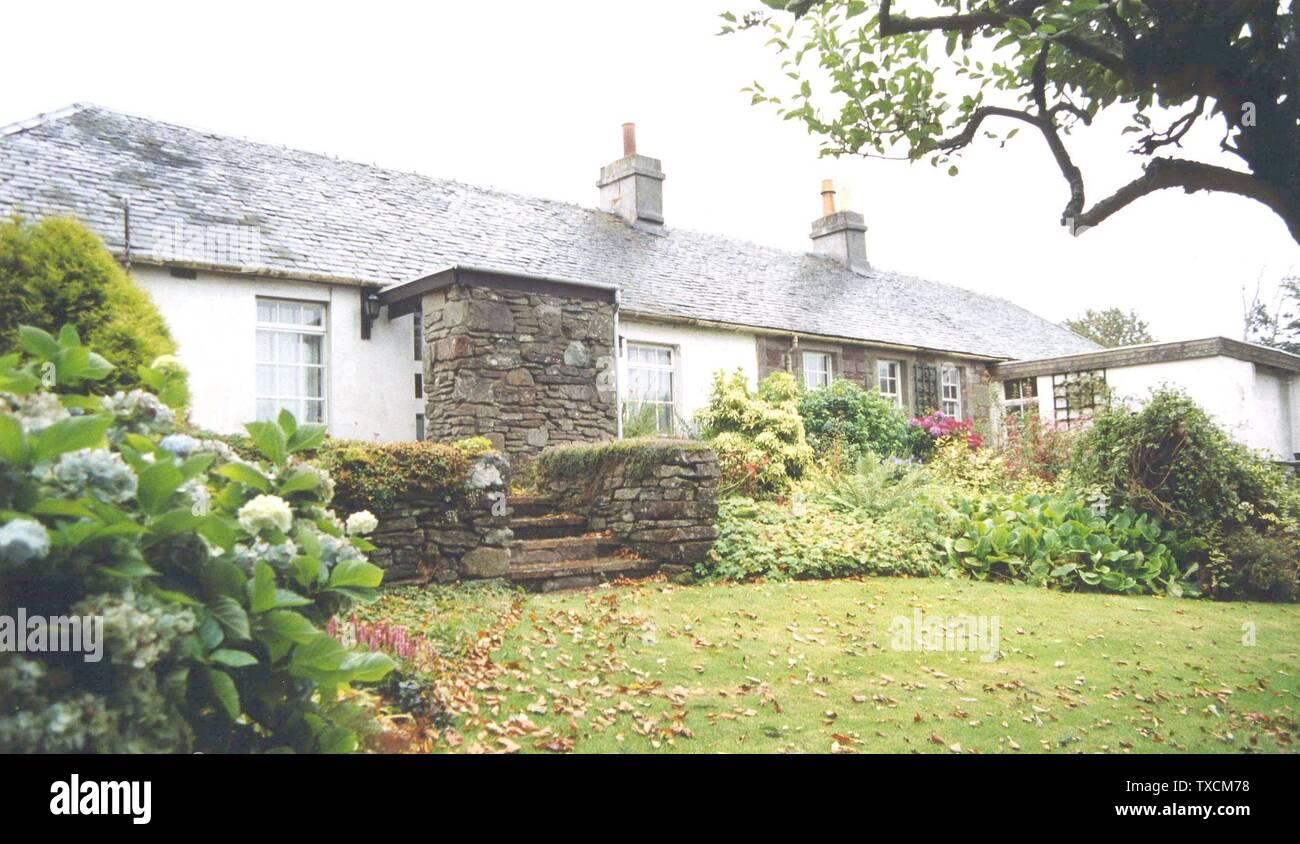 Natale Wikipedia.English Rosebank Cottage Cardross Scotland Birthplace Of