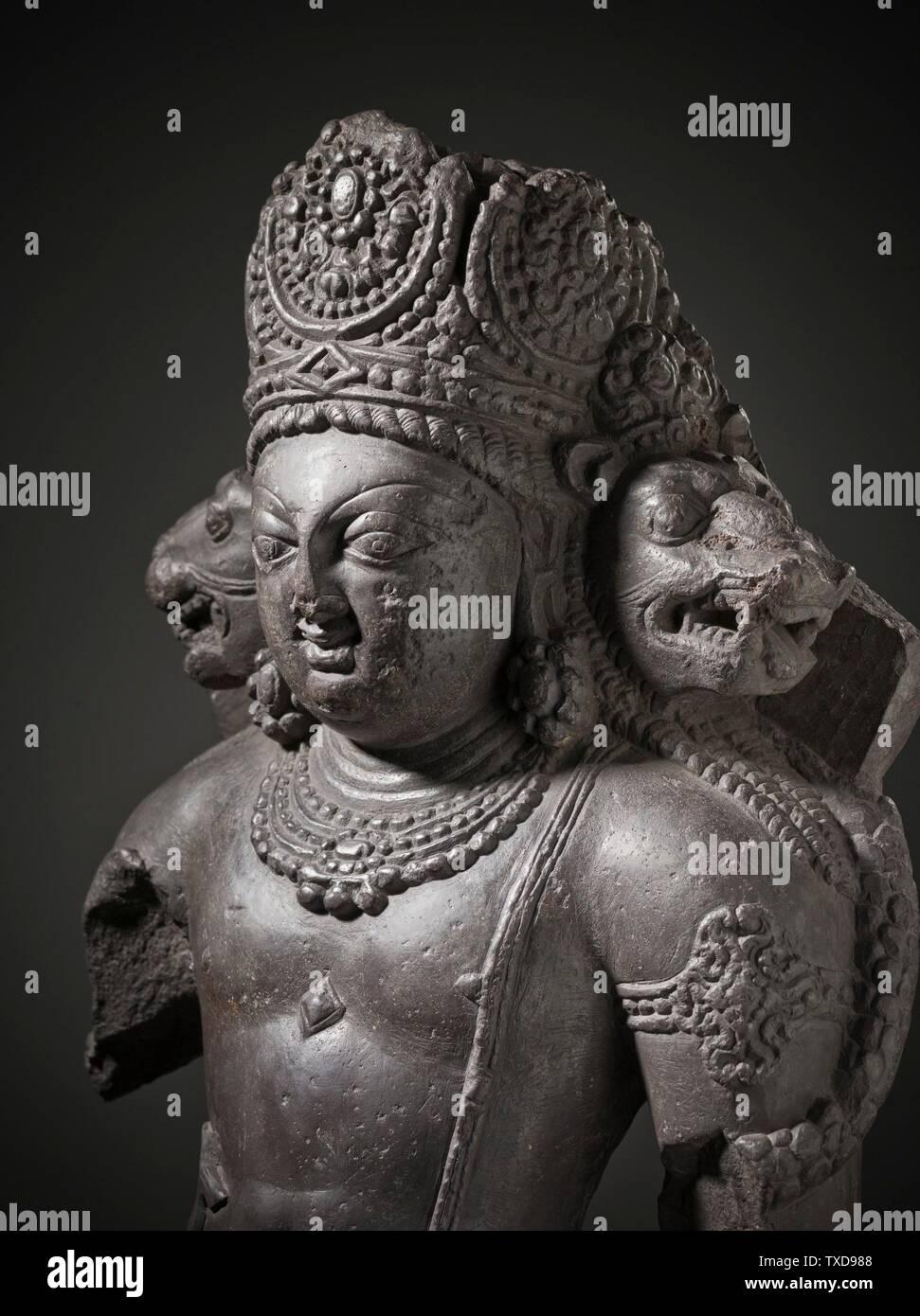 The Hindu God Vishnu (image 6 of 17)