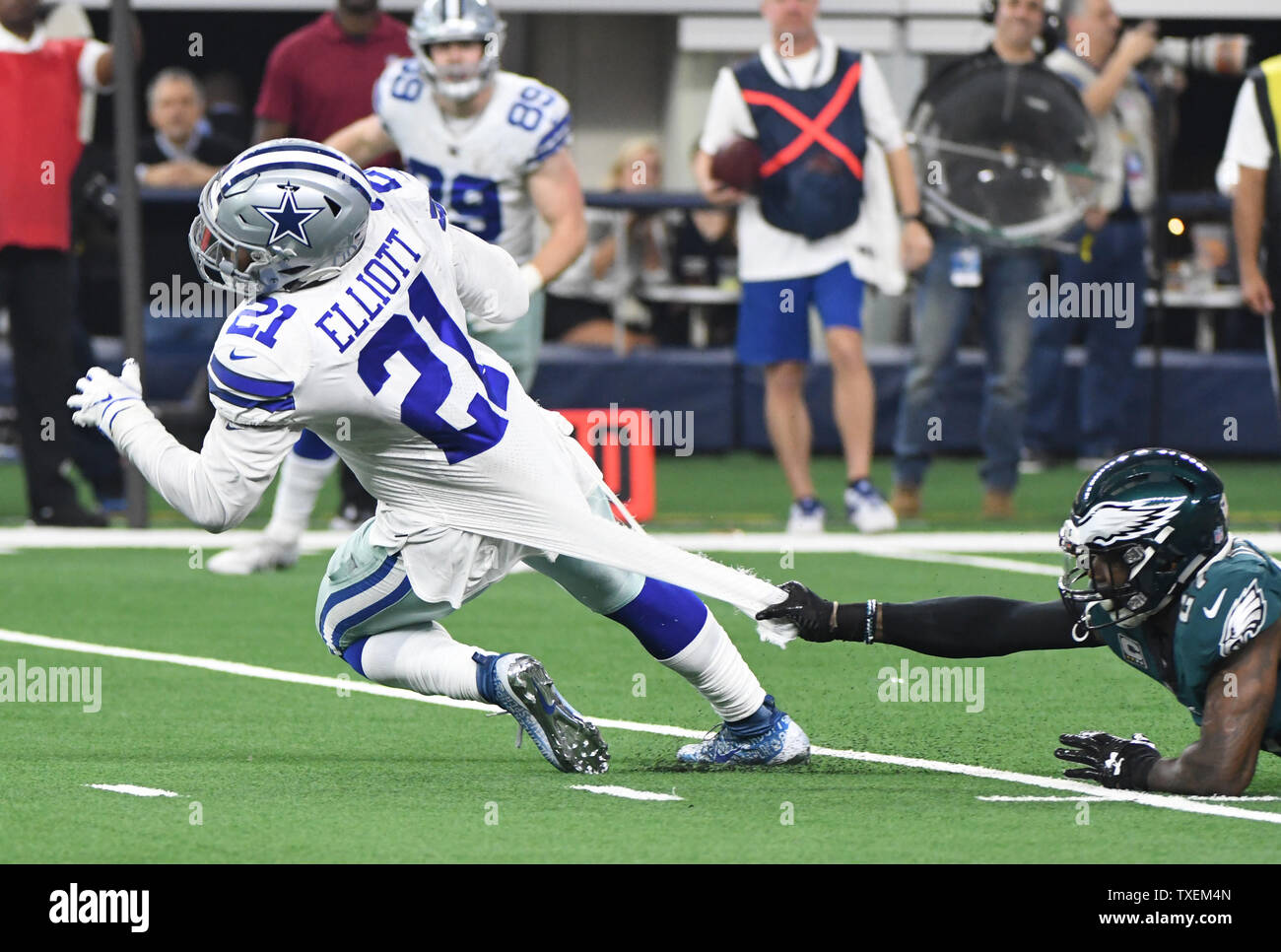 reputable site 8721d c93aa Philadelphia Eagles Malcolm Jenkins pulls Dallas Cowboys ...