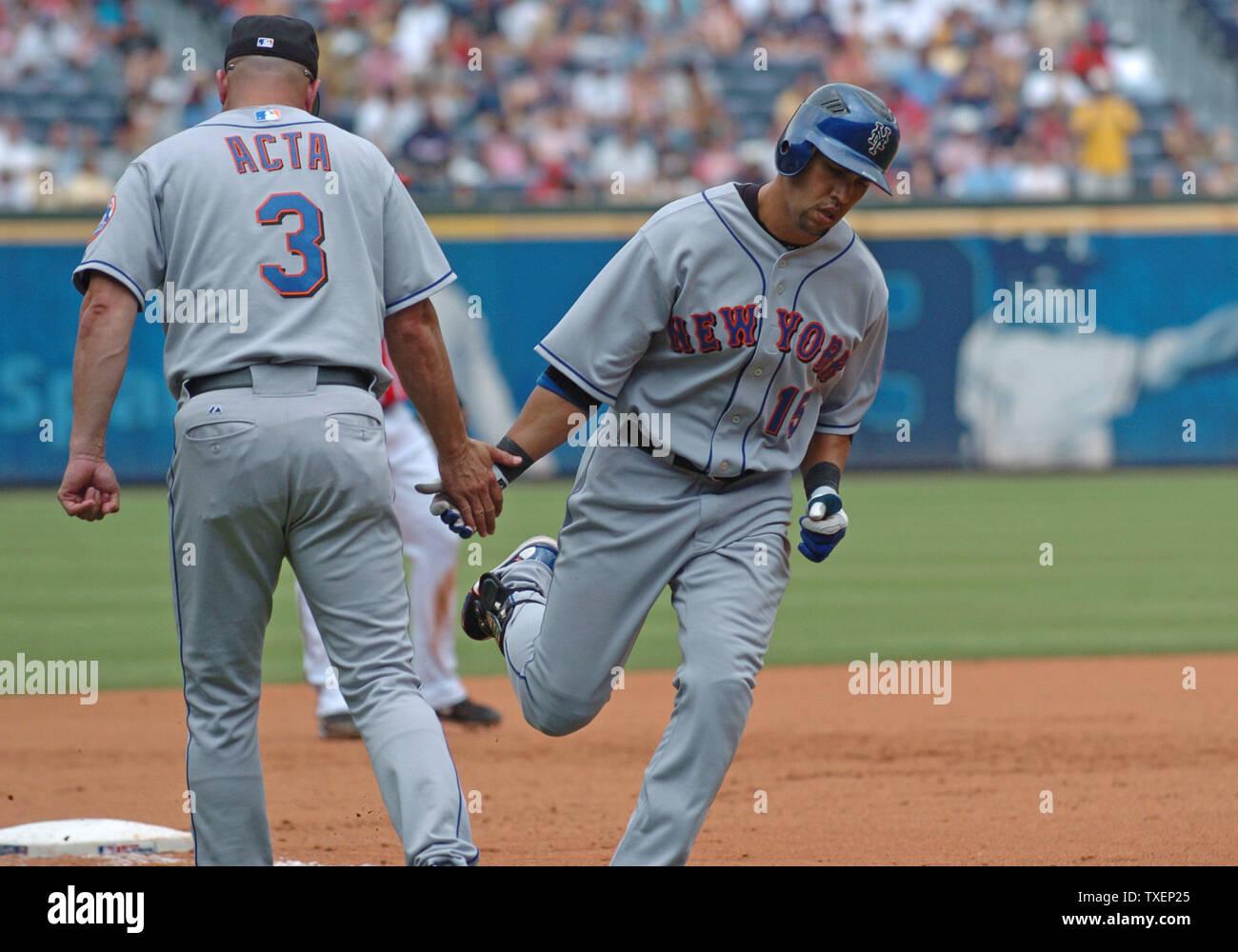 New York Mets Carlos Beltran Gets Kudos From His Third Base