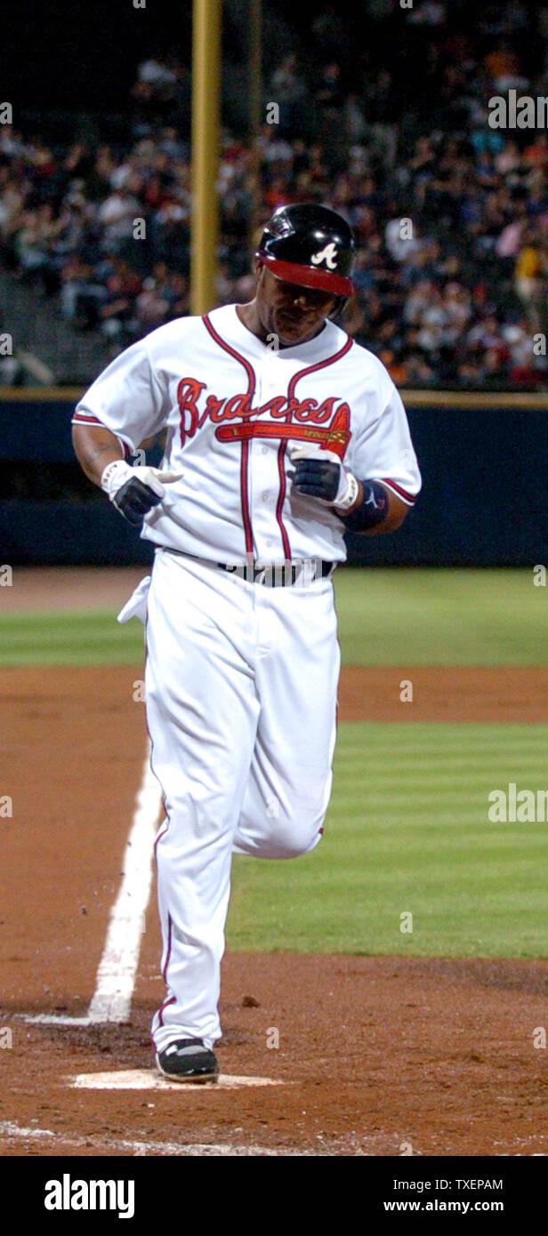 Brian McCann Atlanta Braves 150th Anniversary Baseball Jersey