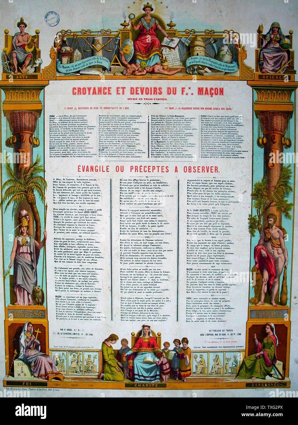 Freemason Beliefs