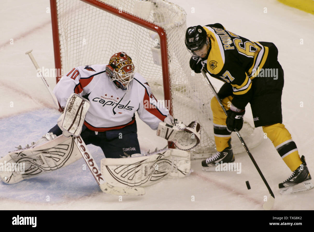 Braden Holtby High Resolution Stock Photography And Images Alamy