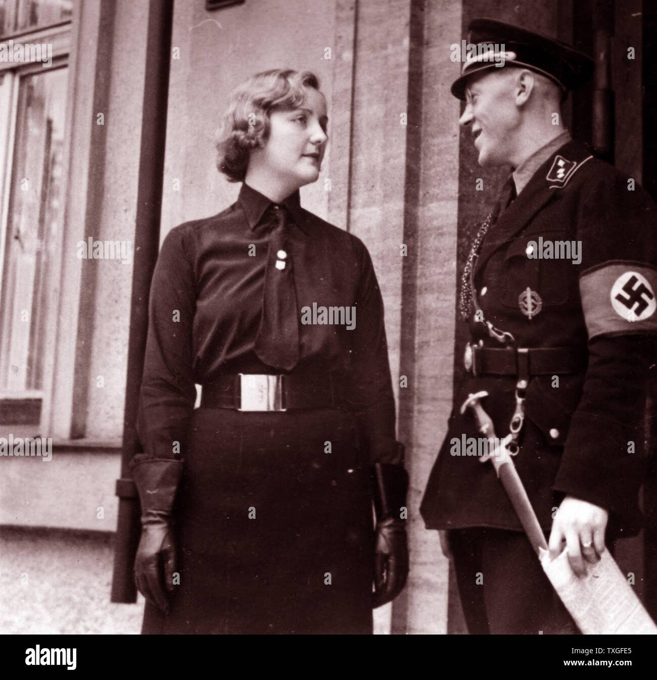 British Fascist High Resolution Stock ...