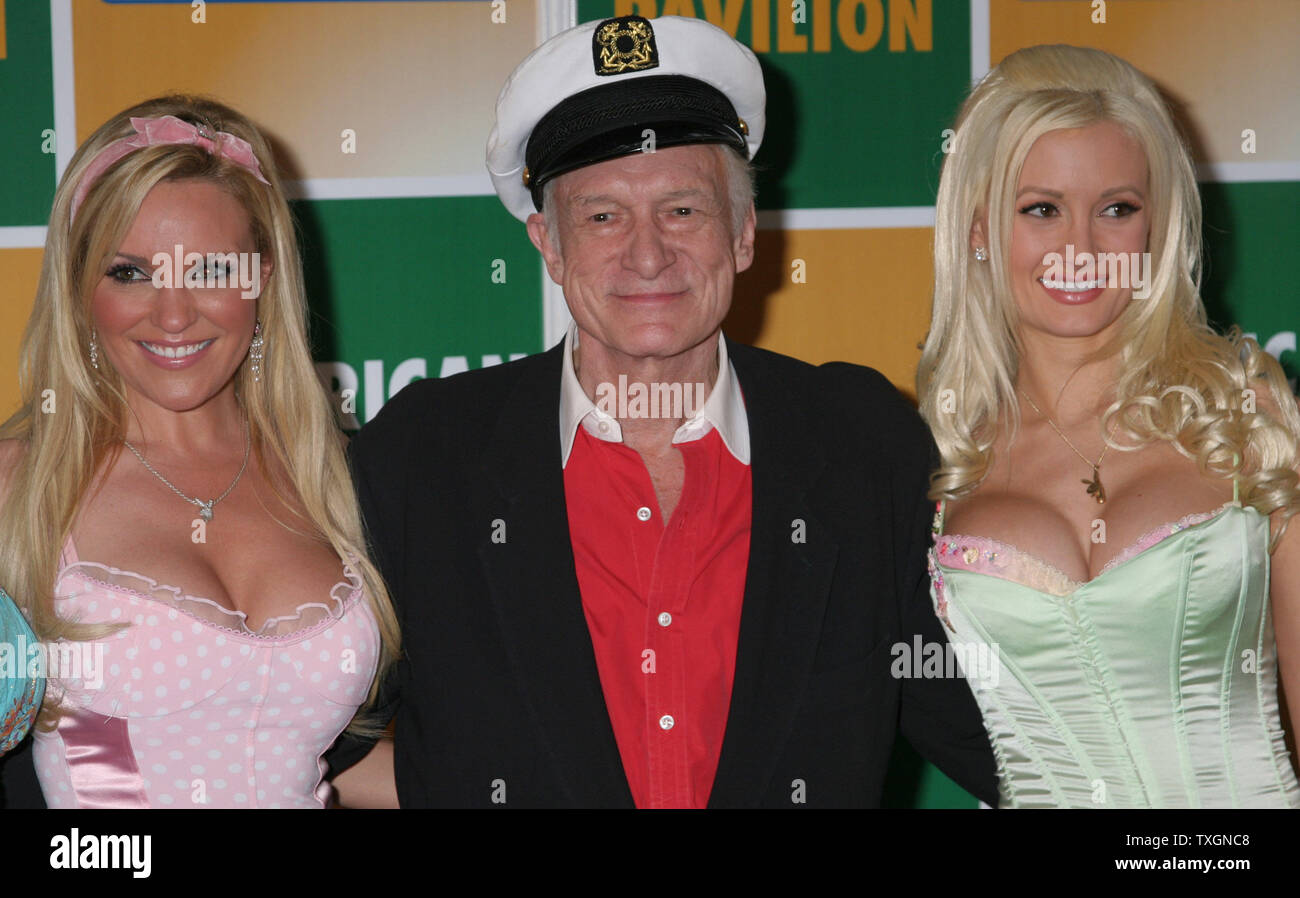 Girls Of The Playboy Mansion Stock Photos Girls Of The Playboy