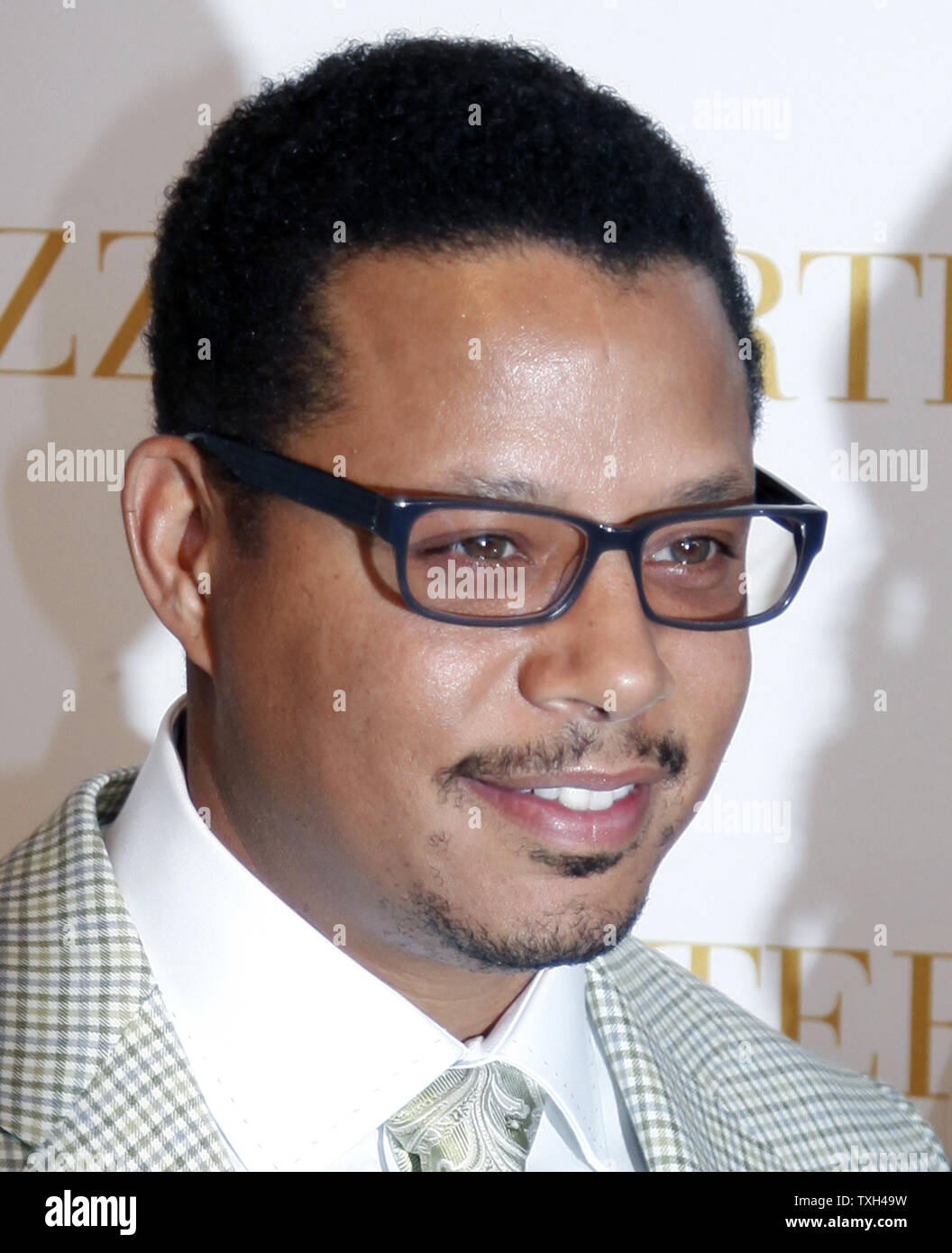 Terrence Howard Arrives At A Photocall For The Film Winnie