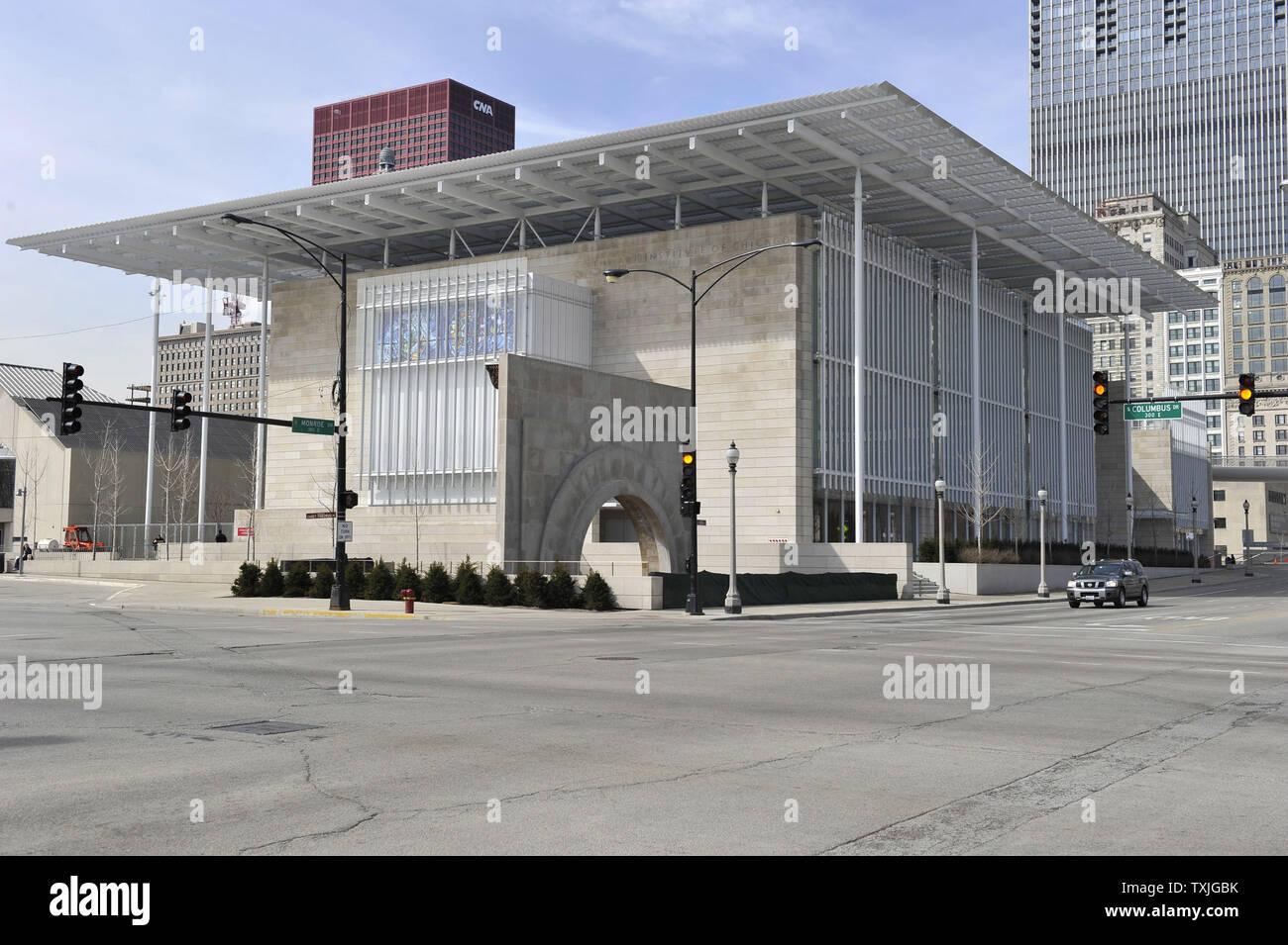 Chicago Art Institute Modern Wing Shop