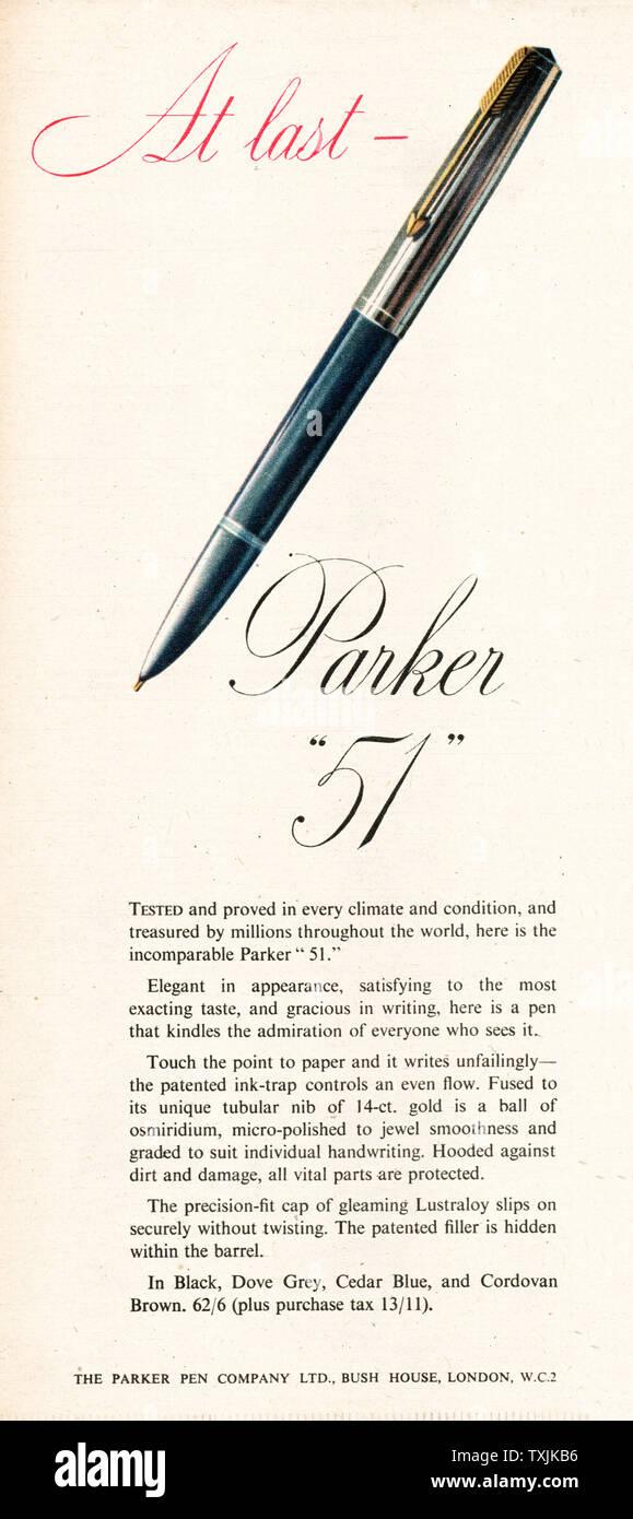 Parker penna dating
