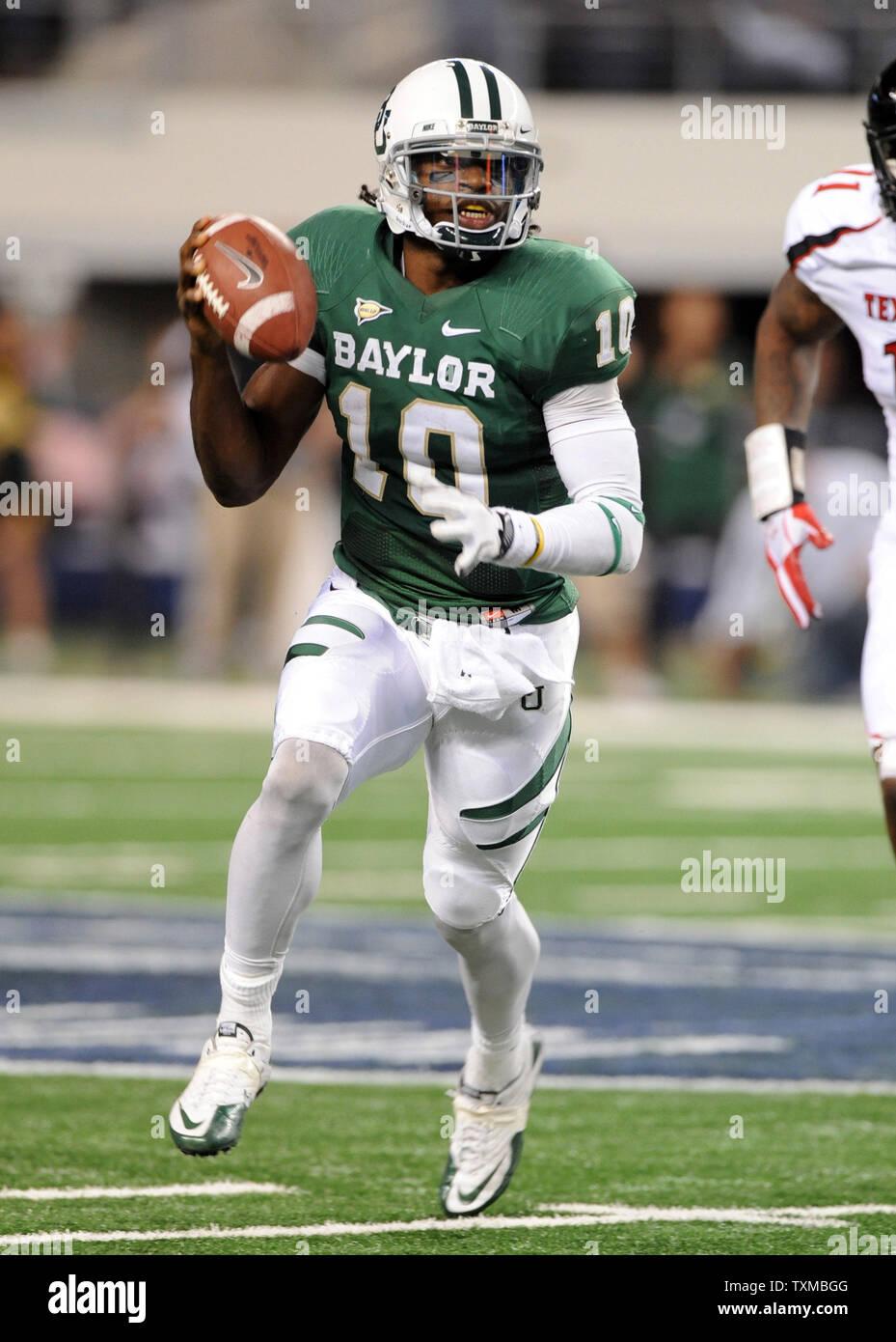 more photos 9273d 3f508 Baylor University quarterback Robert Griffin III, shown here ...