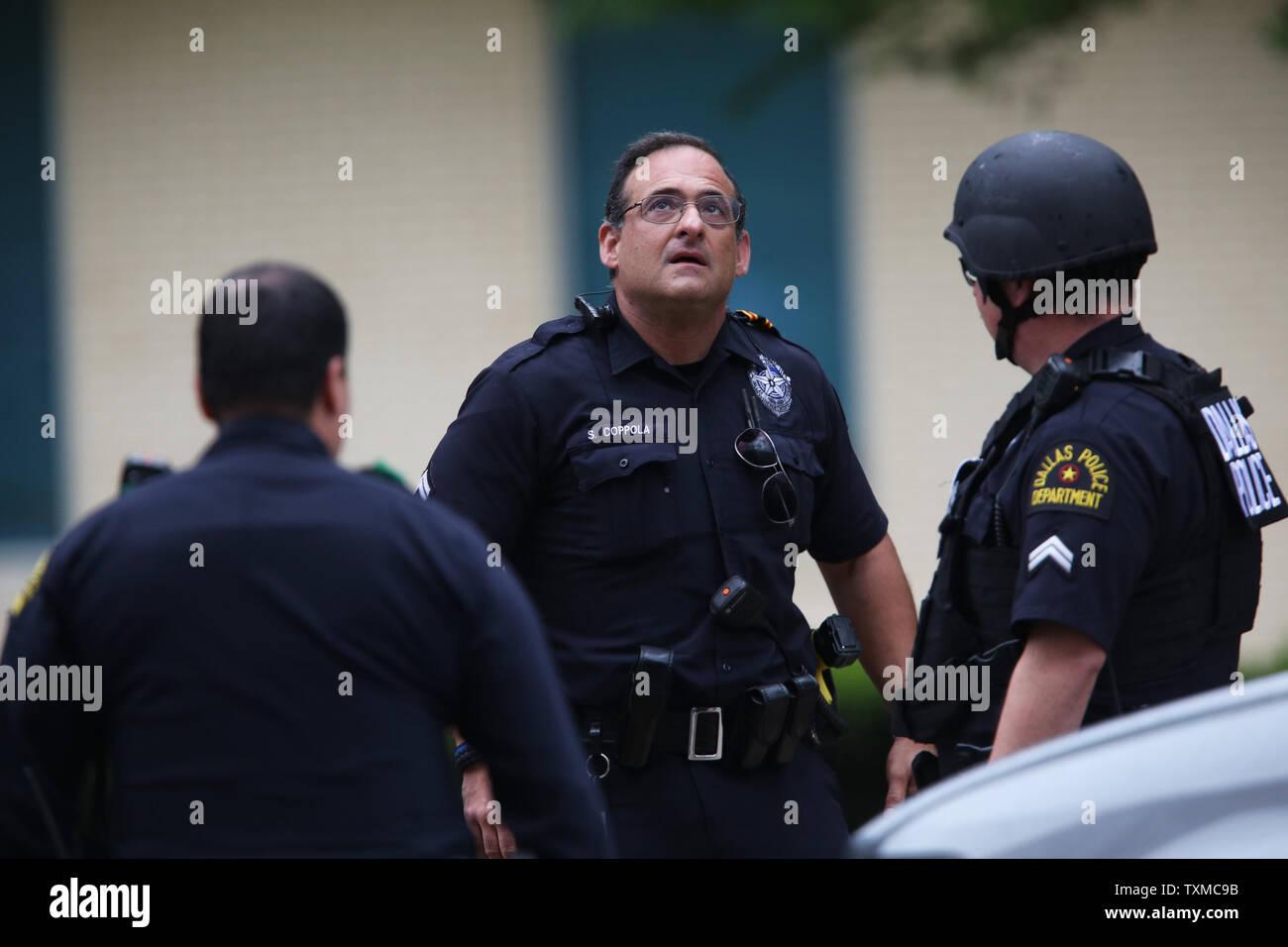 Dallas Police Headquarters Stock Photos & Dallas Police