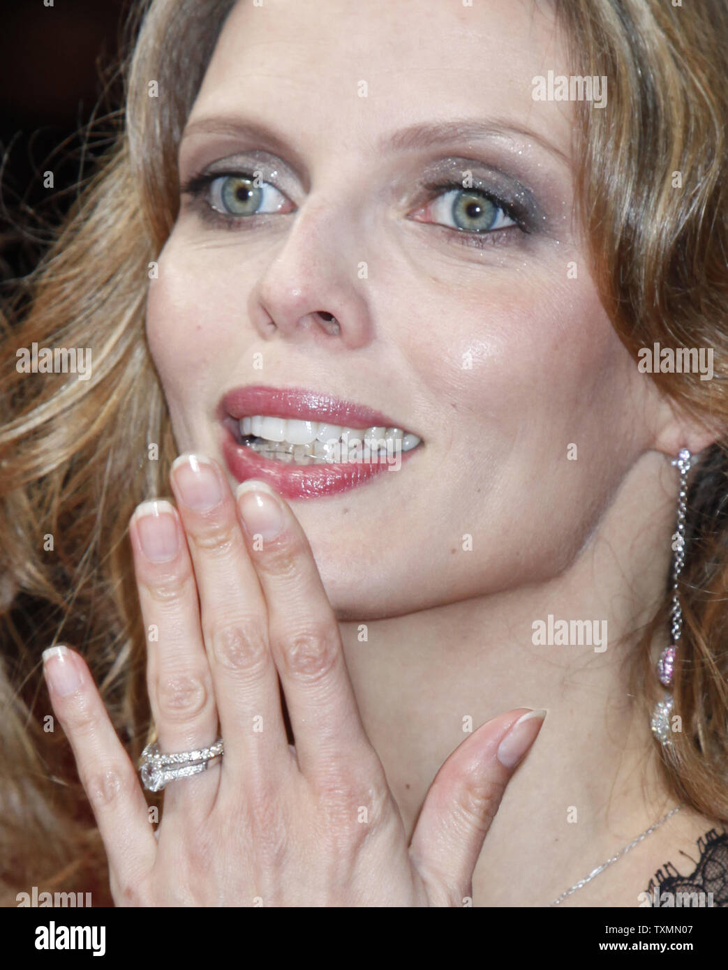 Miss France 2002 High Resolution Stock Photography And Images Alamy