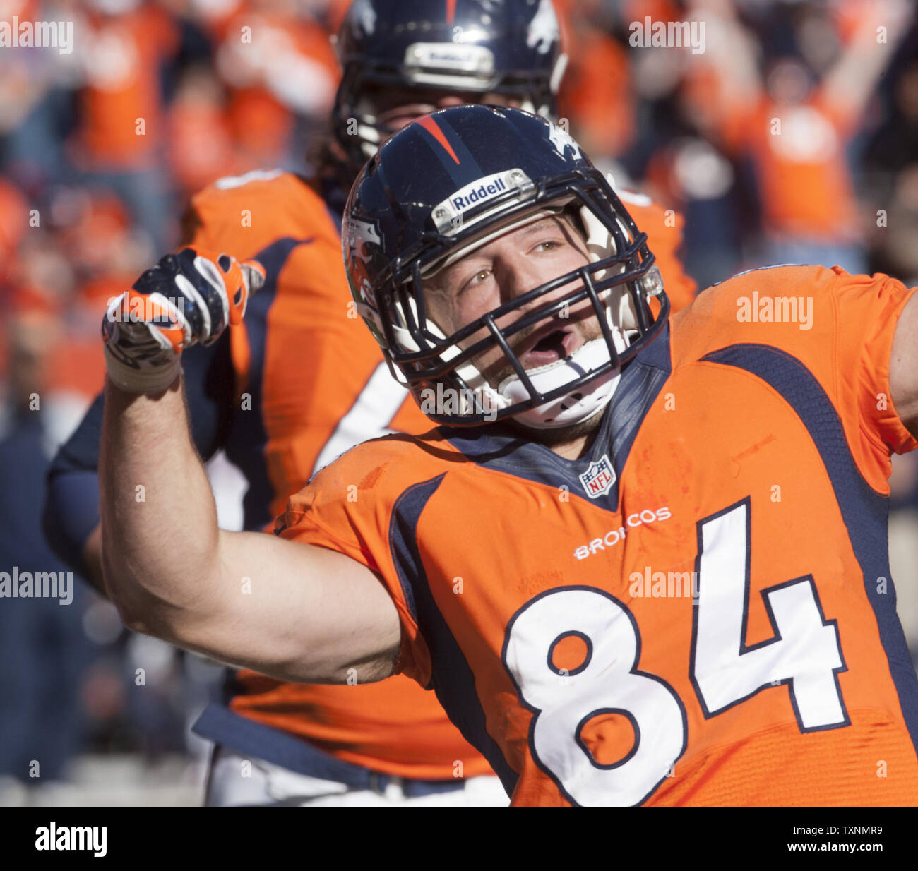 Jacob Tamme High Resolution Stock Photography and Images - Alamy