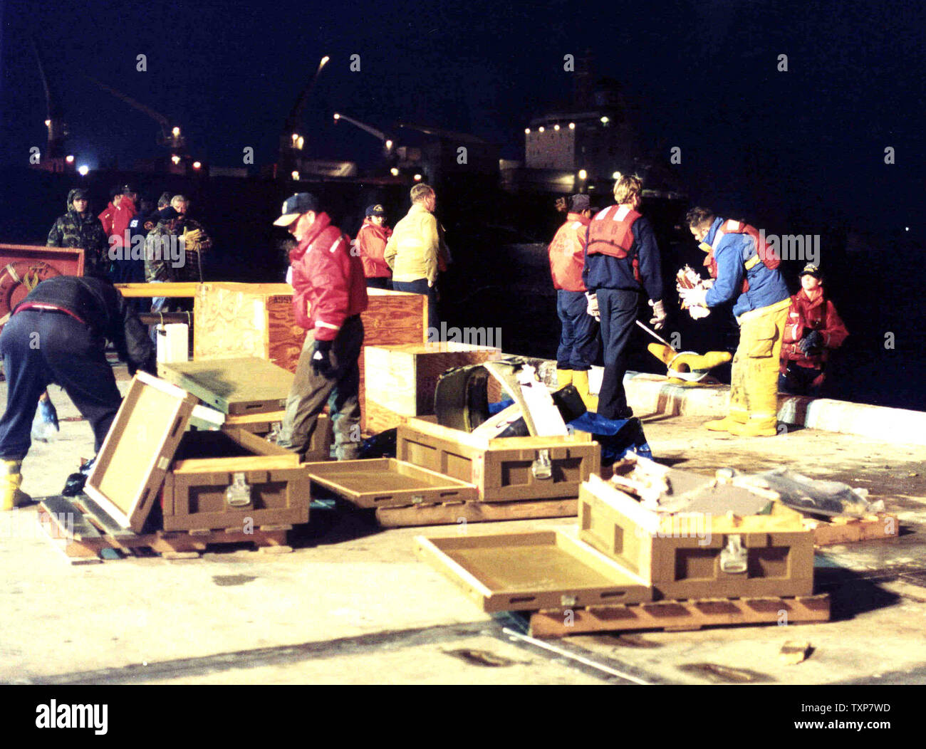 Naval Construction Battalion Center Stock Photos & Naval