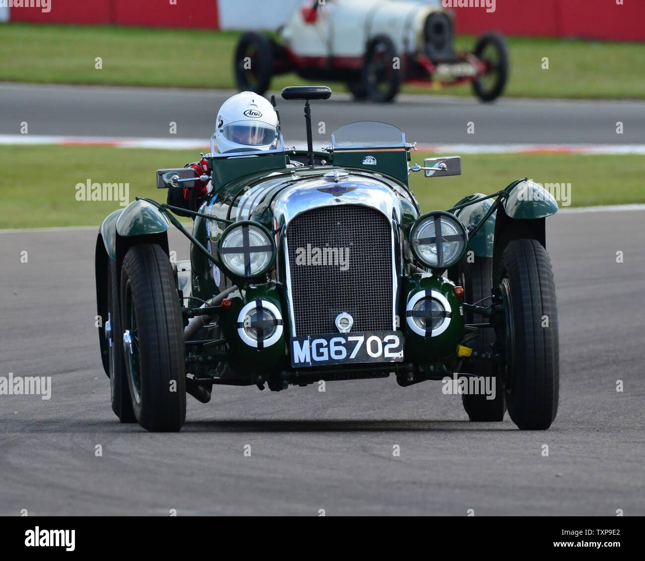 Robert Lewis, Lagonda V12 Le Mans, Mad Jack Pre War Sports