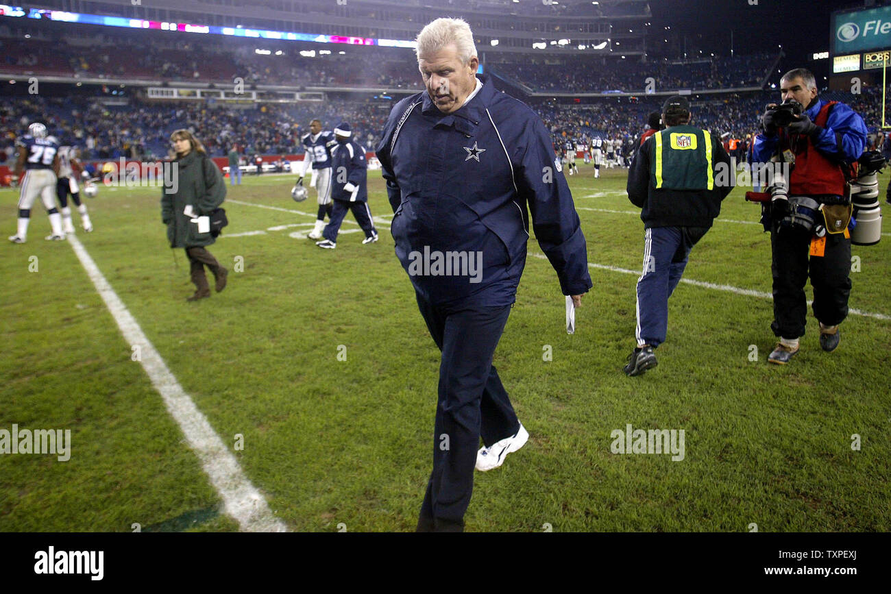Bill Parcells Stock Photos & Bill Parcells Stock Images - Alamy