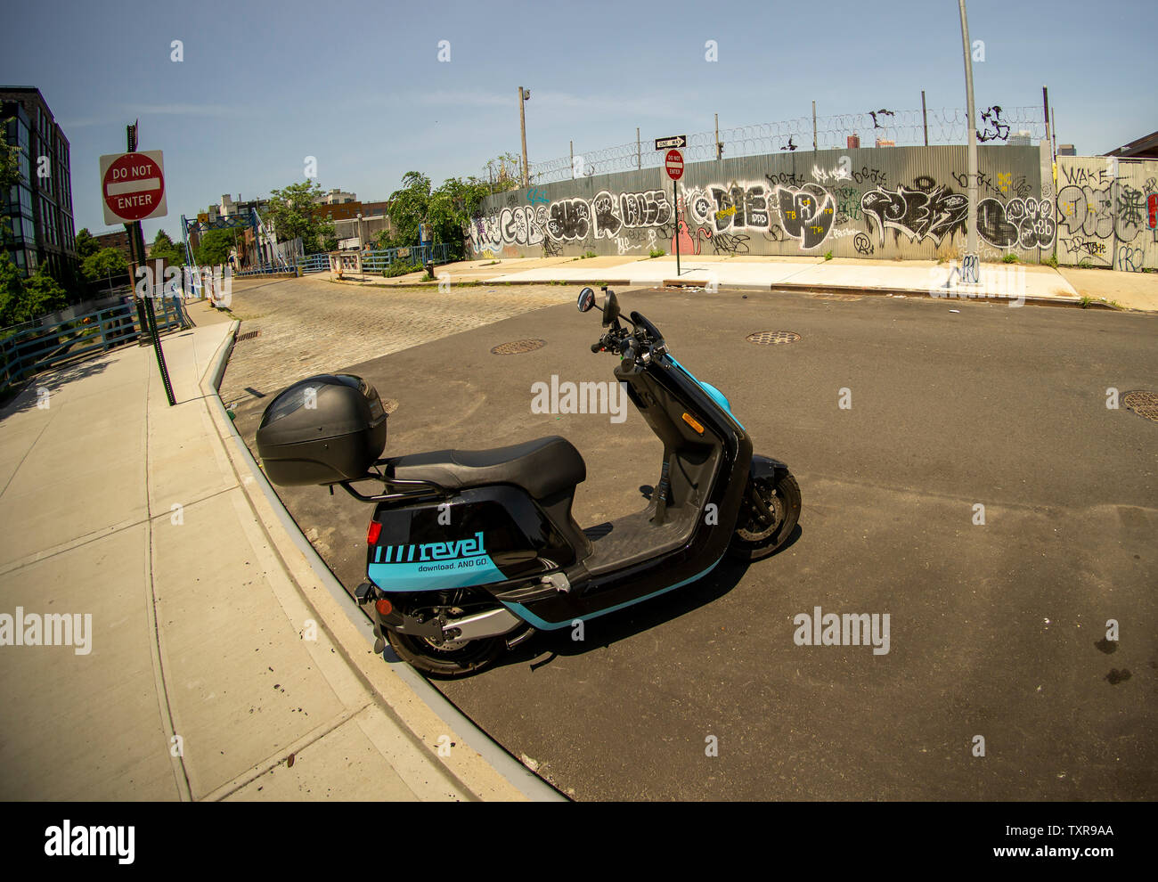 Electric Moped Stock Photos & Electric Moped Stock Images
