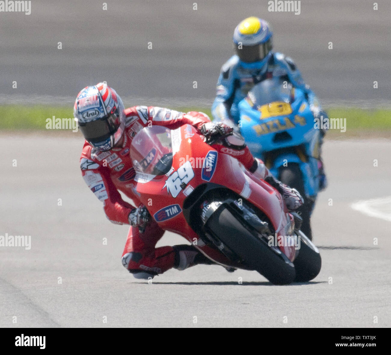 nicky-hayden-on-a-ducati-ahead-of-alvaro