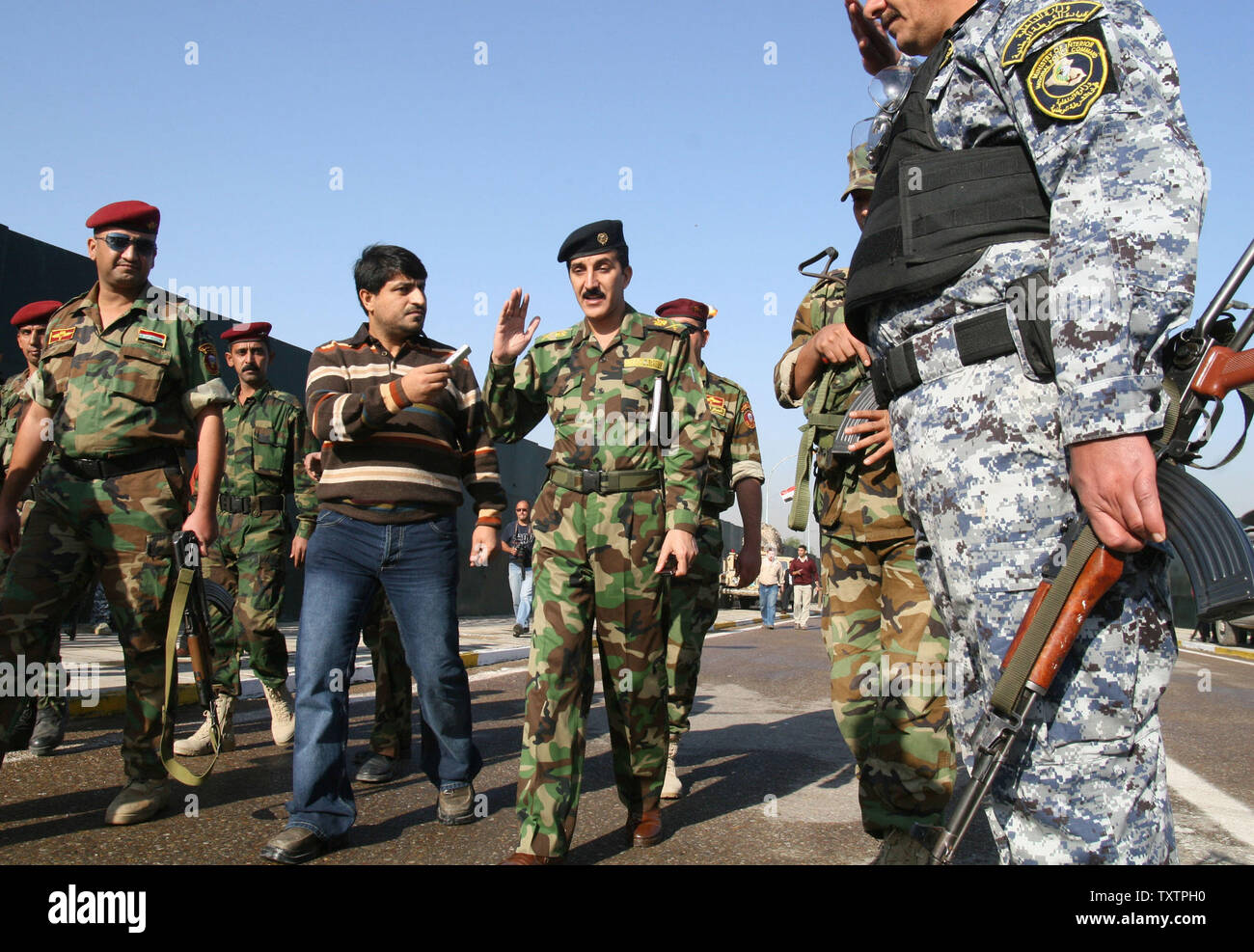 A District Of Baghdad High Resolution Stock Photography And Images Alamy