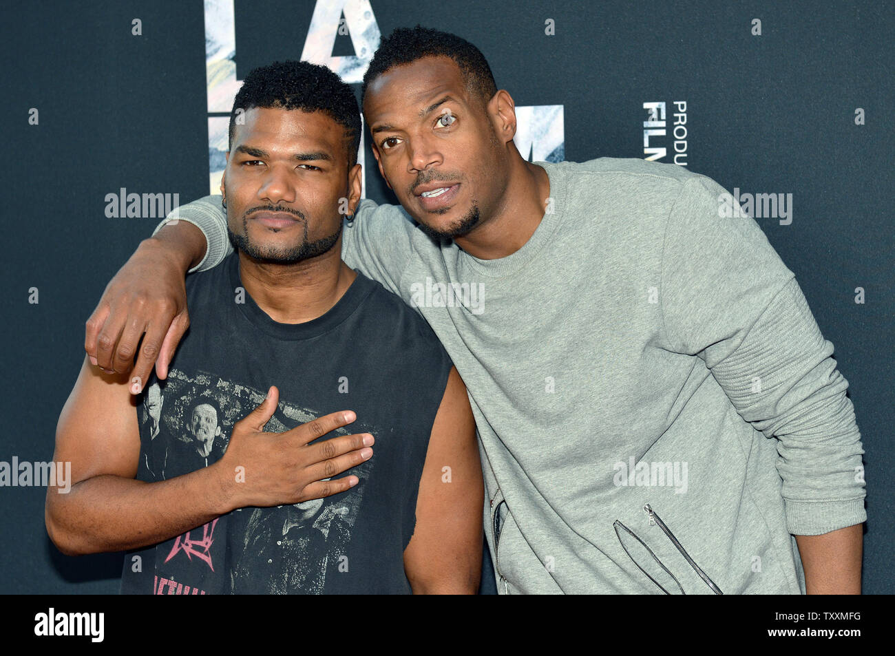 Damien Dante Wayans High Resolution Stock Photography And Images Alamy