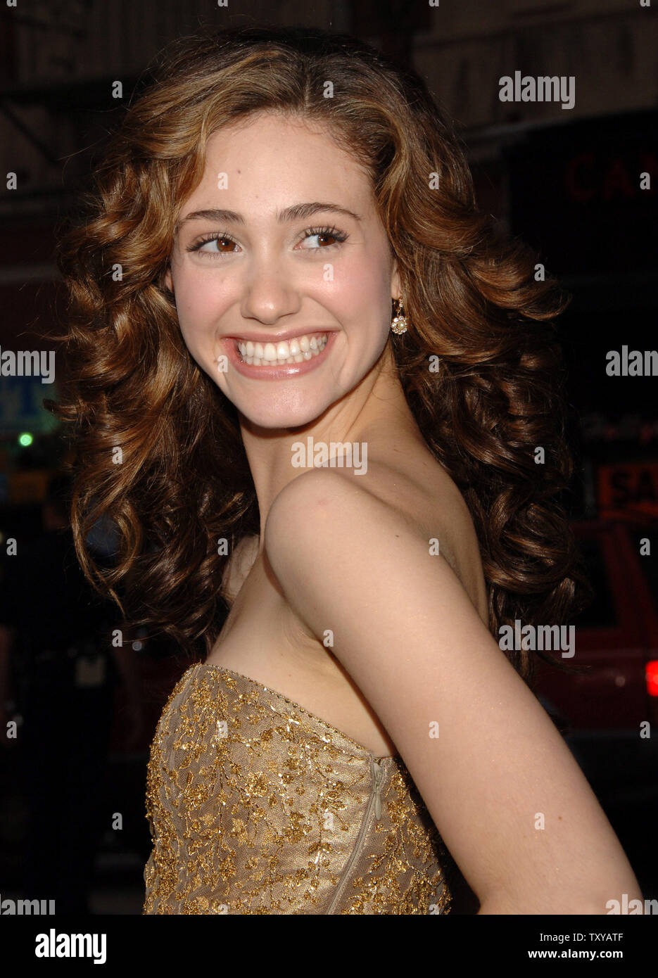 Emmy Rossum A Cast Member In The Motion Picture Drama