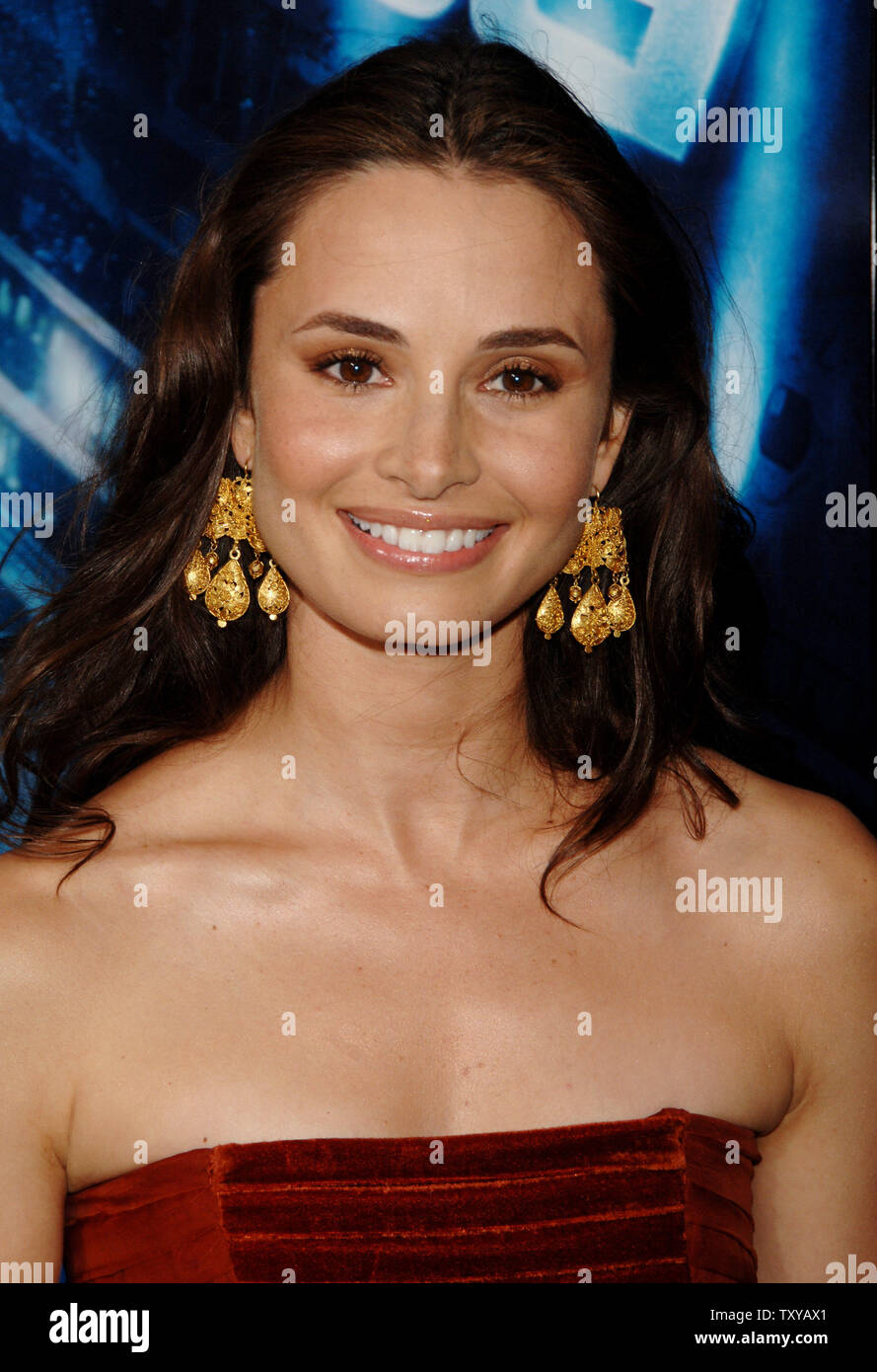 Mia Maestro A Cast Member In The Motion Picture Drama