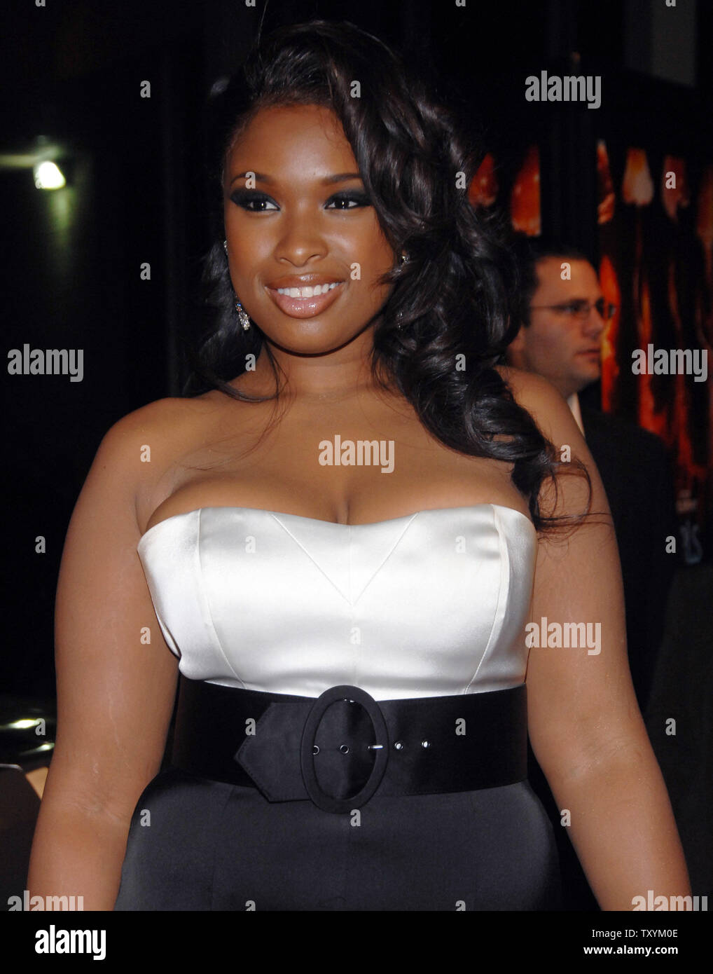Jennifer Hudson, a cast member in the motion picture musical