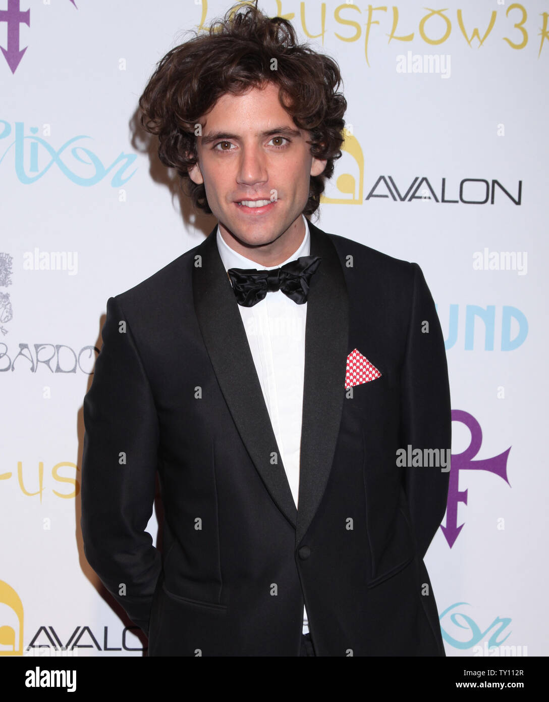 Singer Mika Arrives On The Red Carpet At Prince S Oscar After Party In Hollywood On February 22 2009 The Event During Which Prince Performed Live Followed The 81st Annual Academy Awards Ceremony