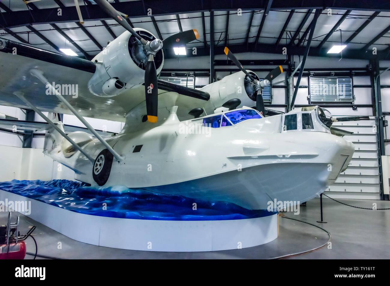 PBY Catalina - Stock Image