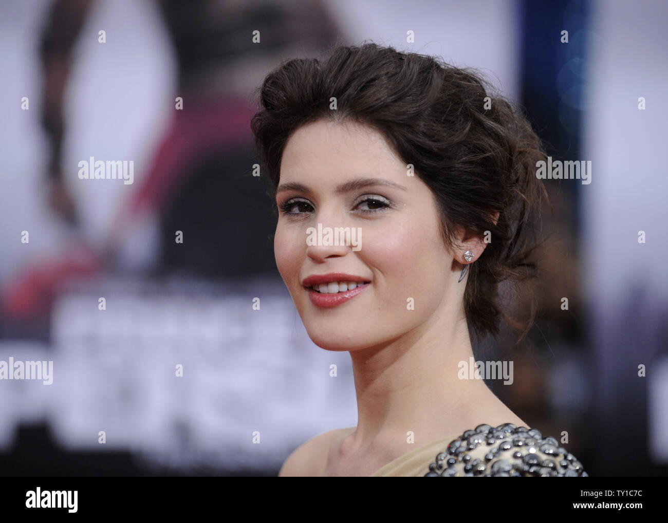 Gemma Arterton Prince Of Persia High Resolution Stock Photography And Images Alamy